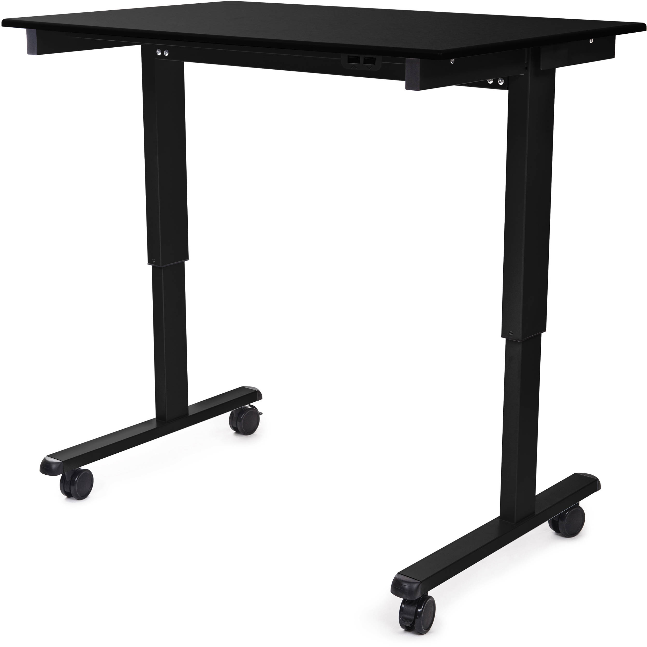 Luxor 48 Quot Electric Standing Desk Stande 48 Bk Bo B Amp H Photo