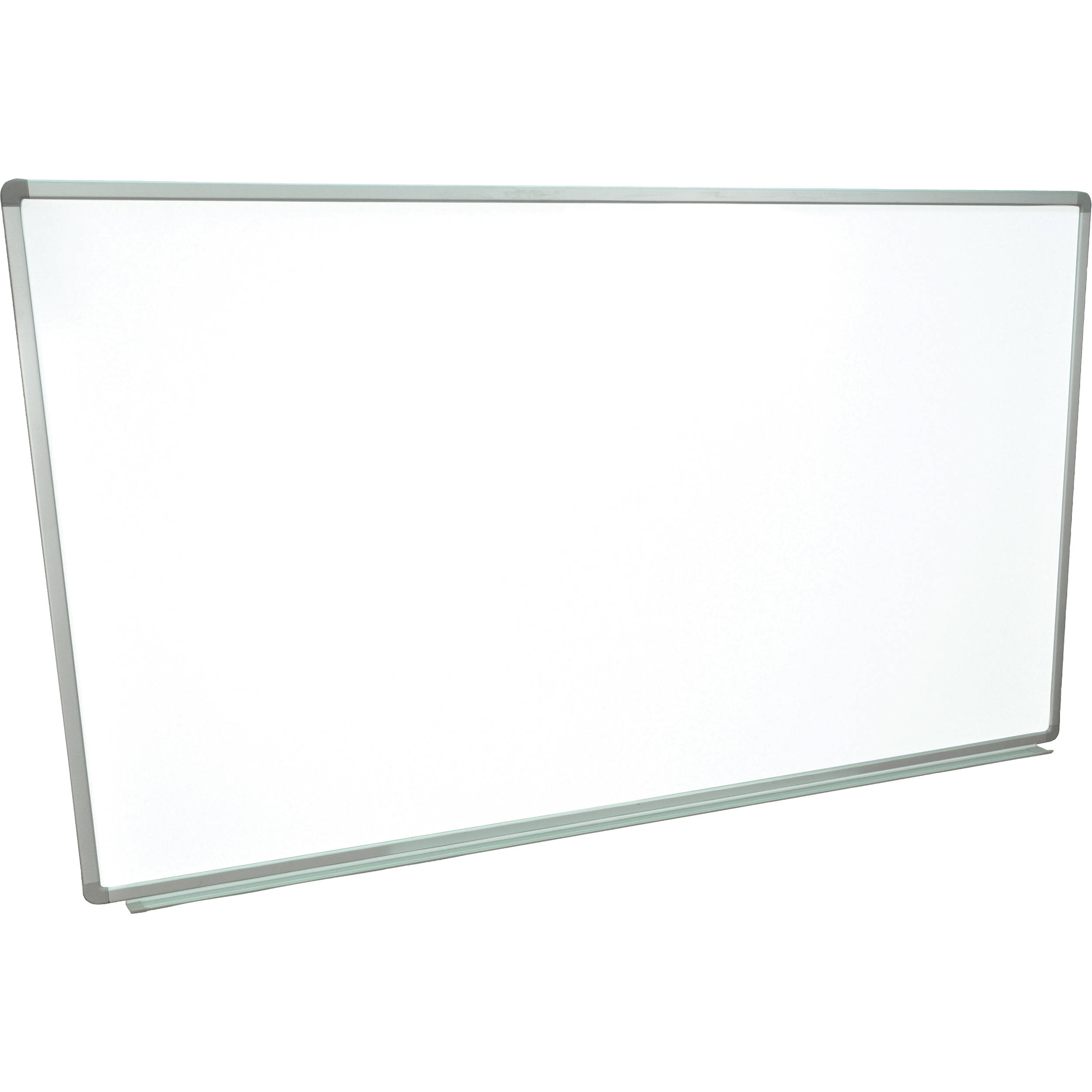 luxor wall mountable magnetic whiteboard 72 x 40 - Magnetic White Board