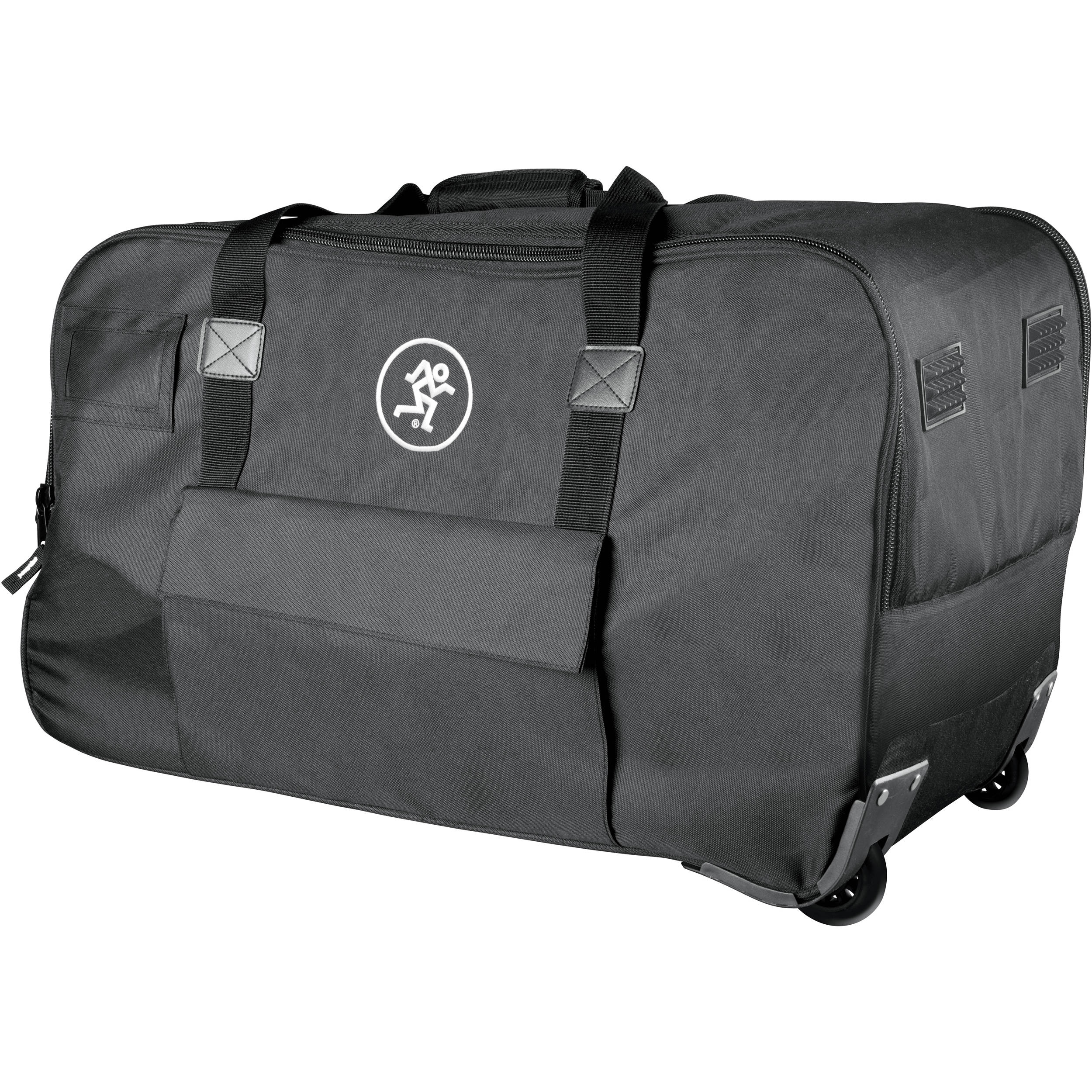 Mackie Thump 15a 15bst Rolling Speaker Bag With Wheels And Integrated Handle