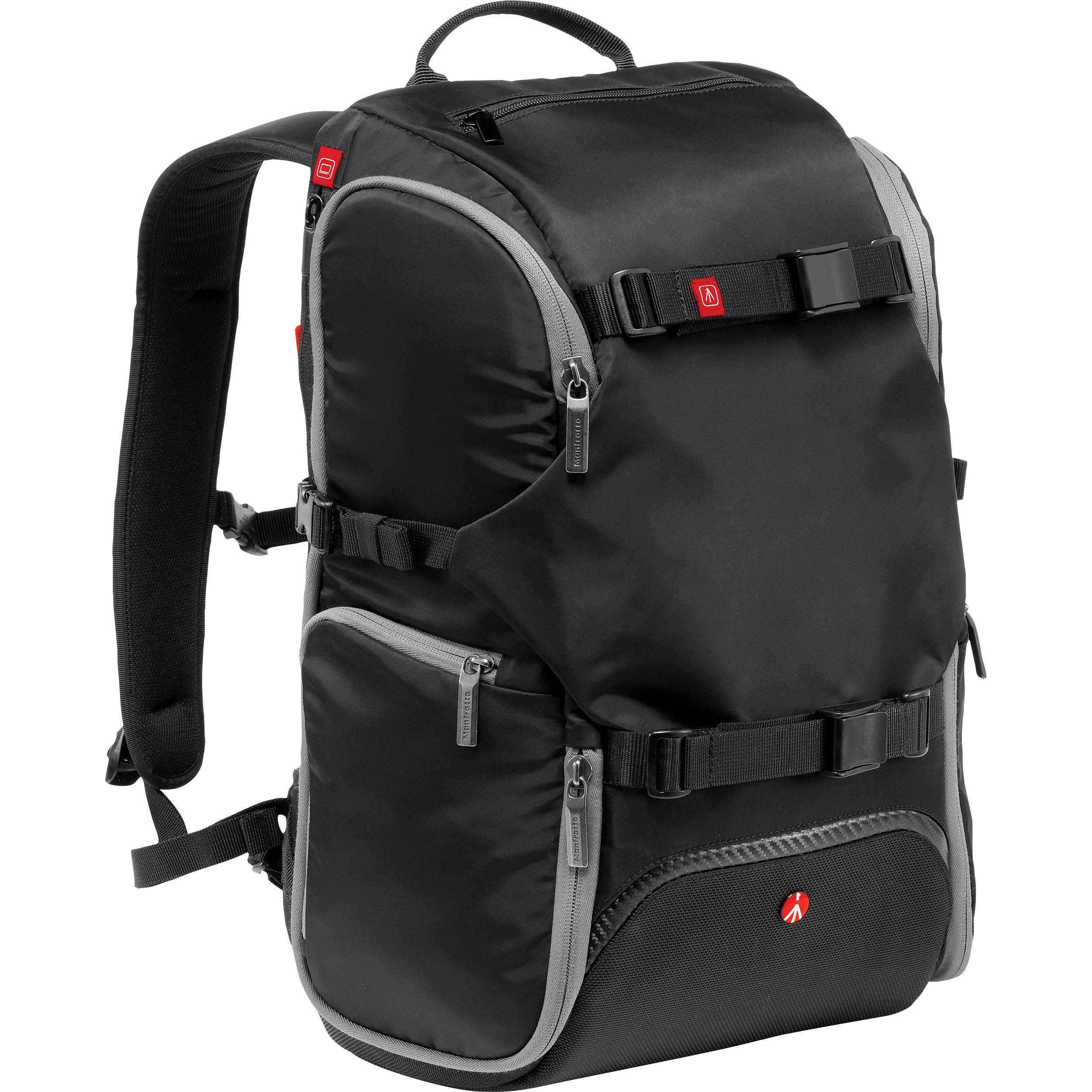 Manfrotto Advanced Travel Backpack (Black) MB MA-BP-TRV B&H