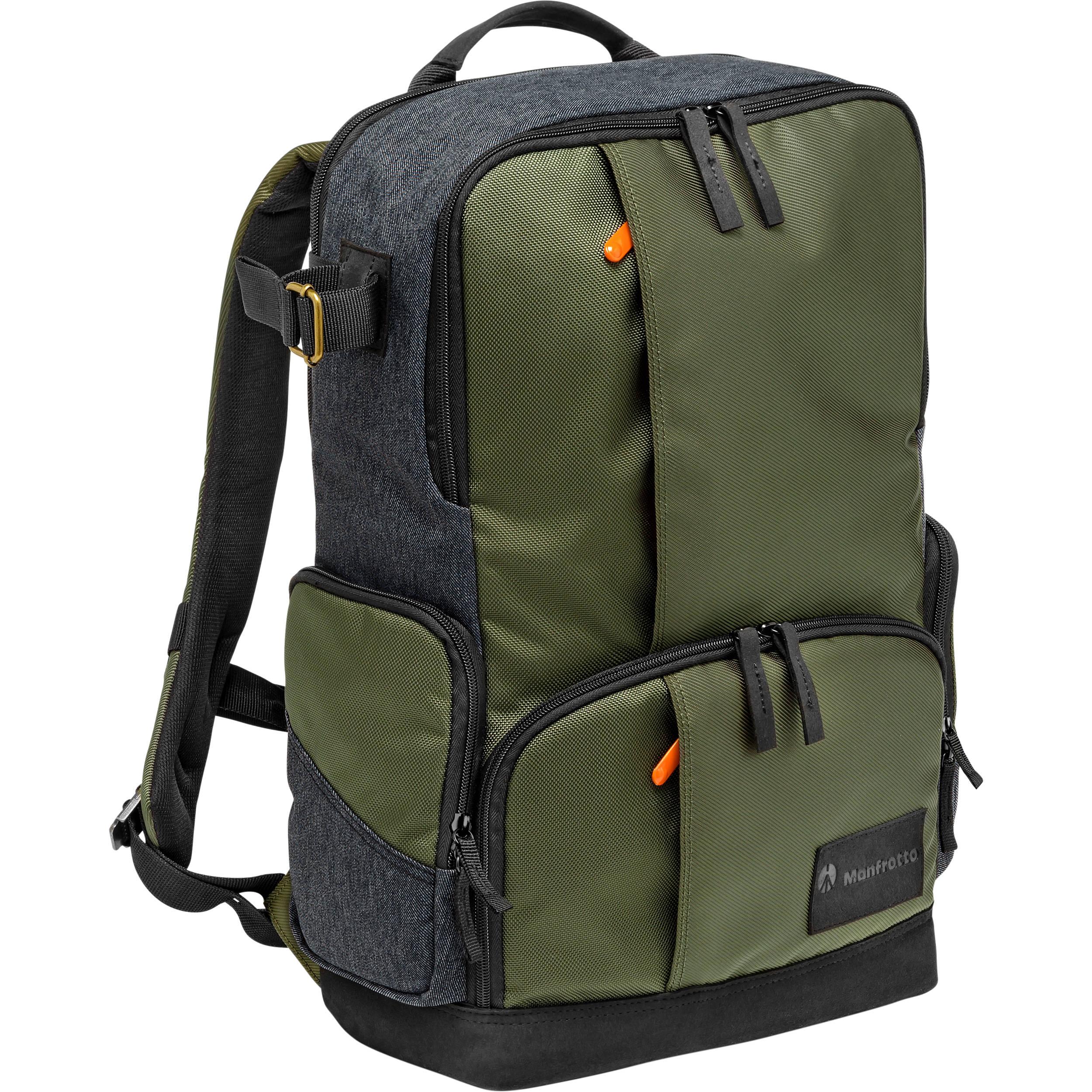 Manfrotto Street Medium Backpack MB MS-BP-IGR B&H Photo Video