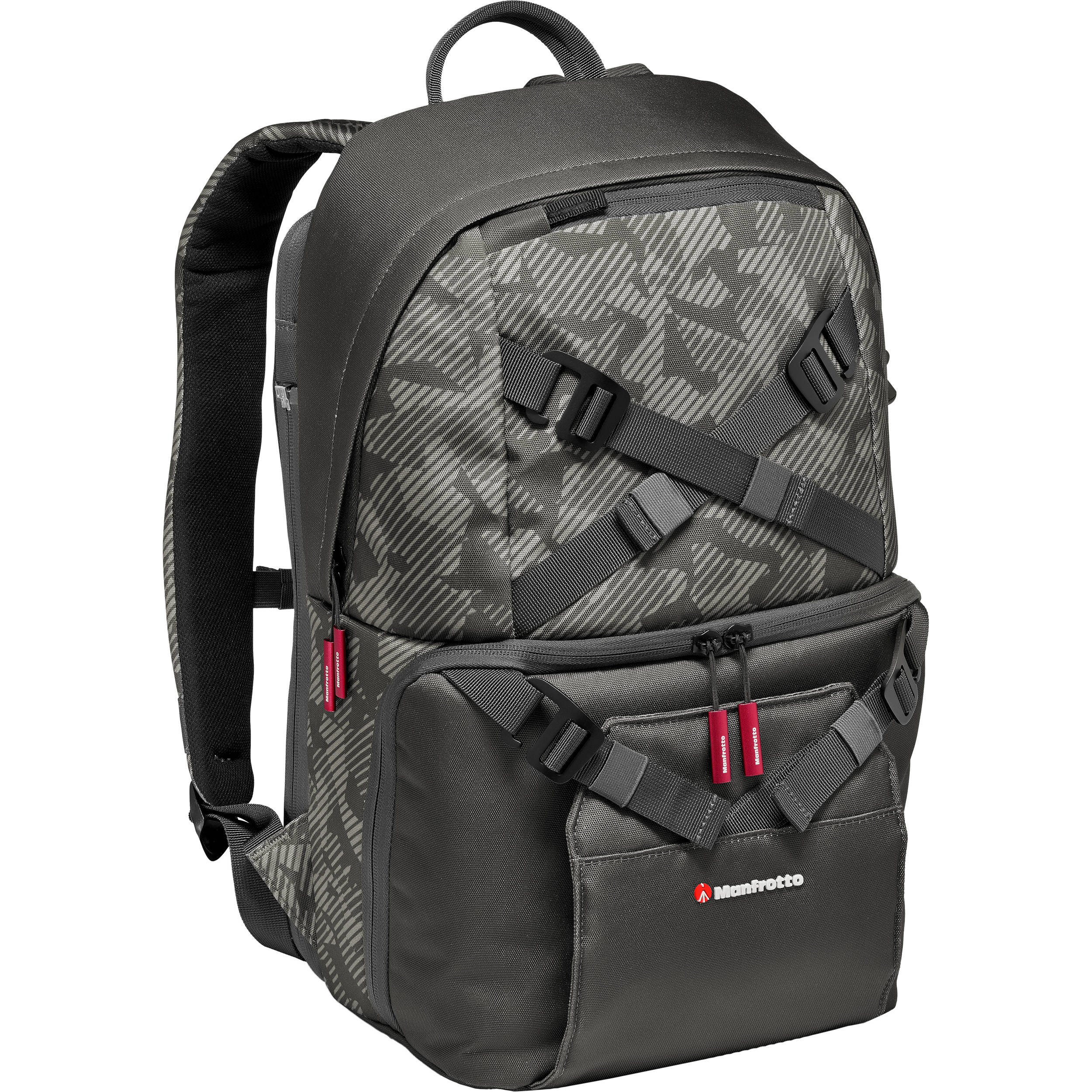 deee937852 Manfrotto Noreg Camera Backpack-30 (Gray) MB OL-BP-30 B H Photo