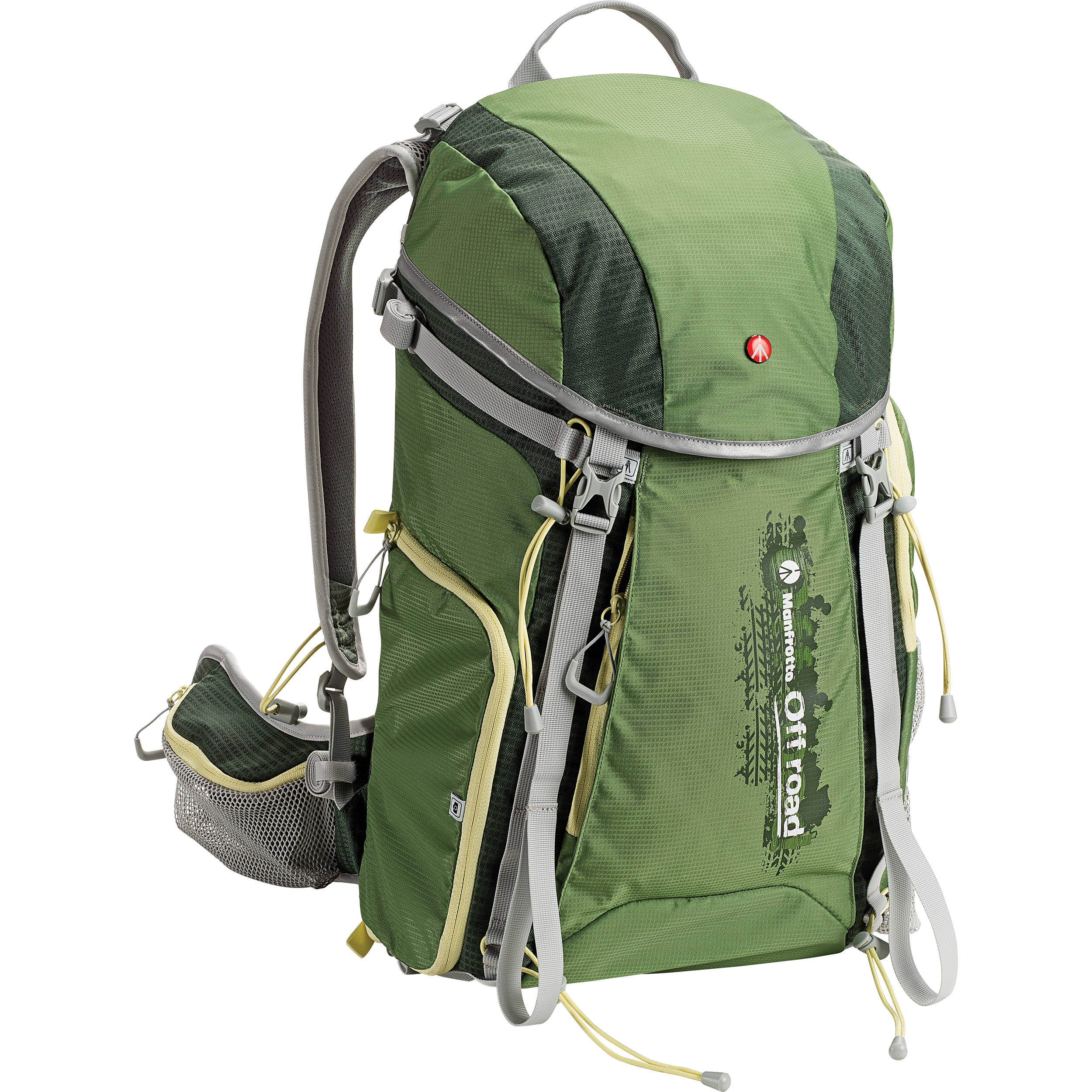 Manfrotto Off road Hiker Backpack (30L, Green) MB OR-BP-30GR B&H