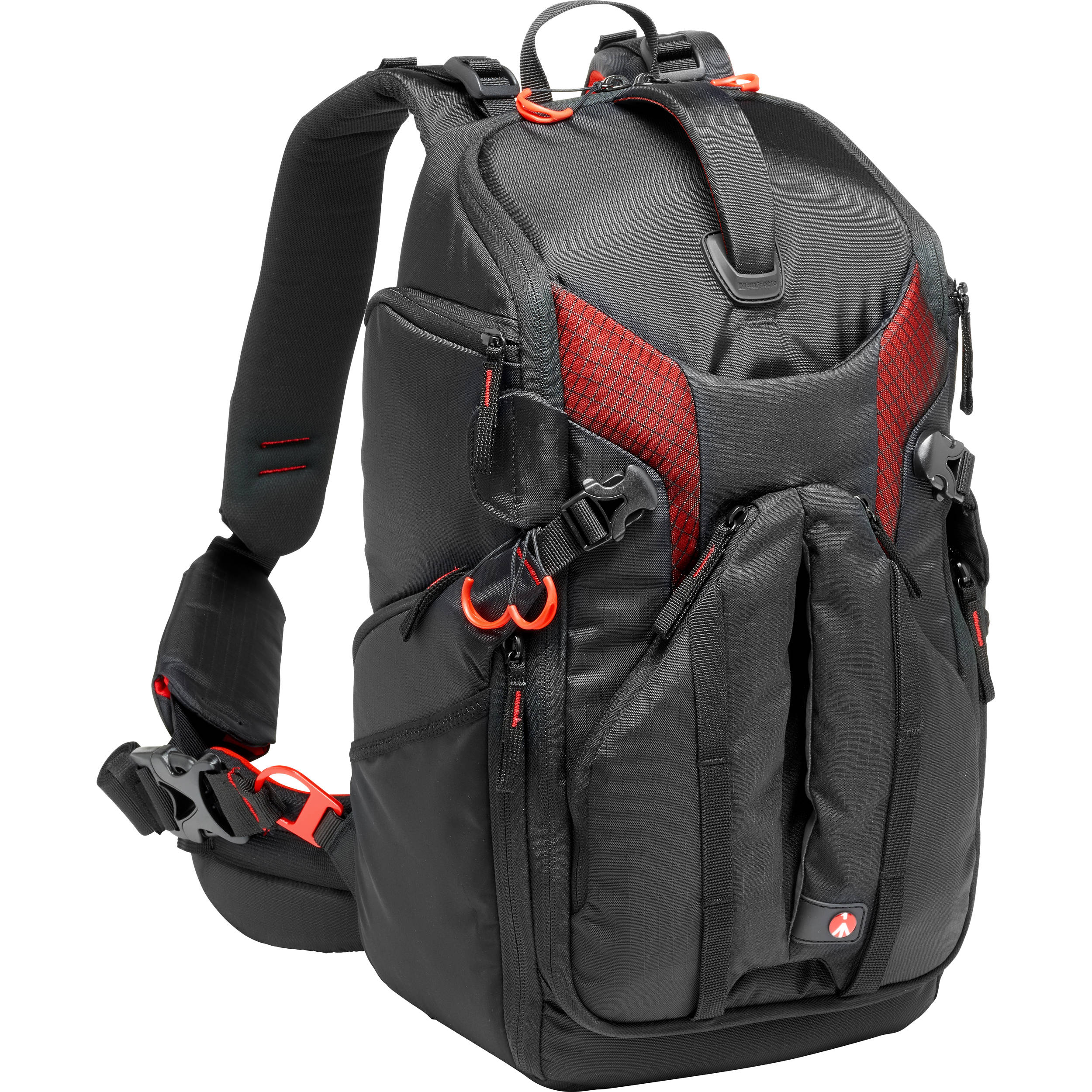 Manfrotto Pro-Light 3N1-26 Camera Backpack (Black) MB PL-3N1-26