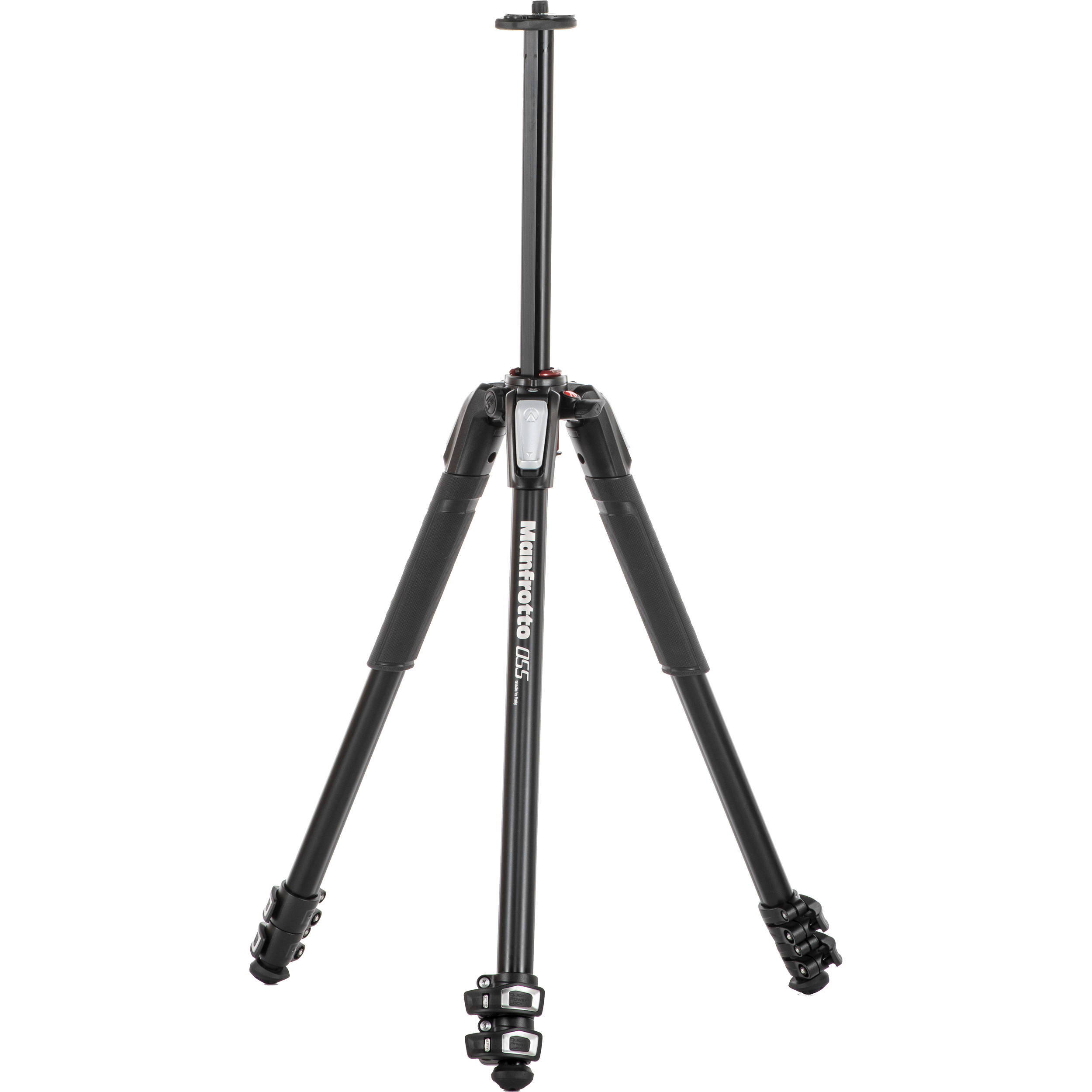 Manfrotto MT055XPRO3 Aluminum Tripod MT055XPRO3 B&H Photo ...