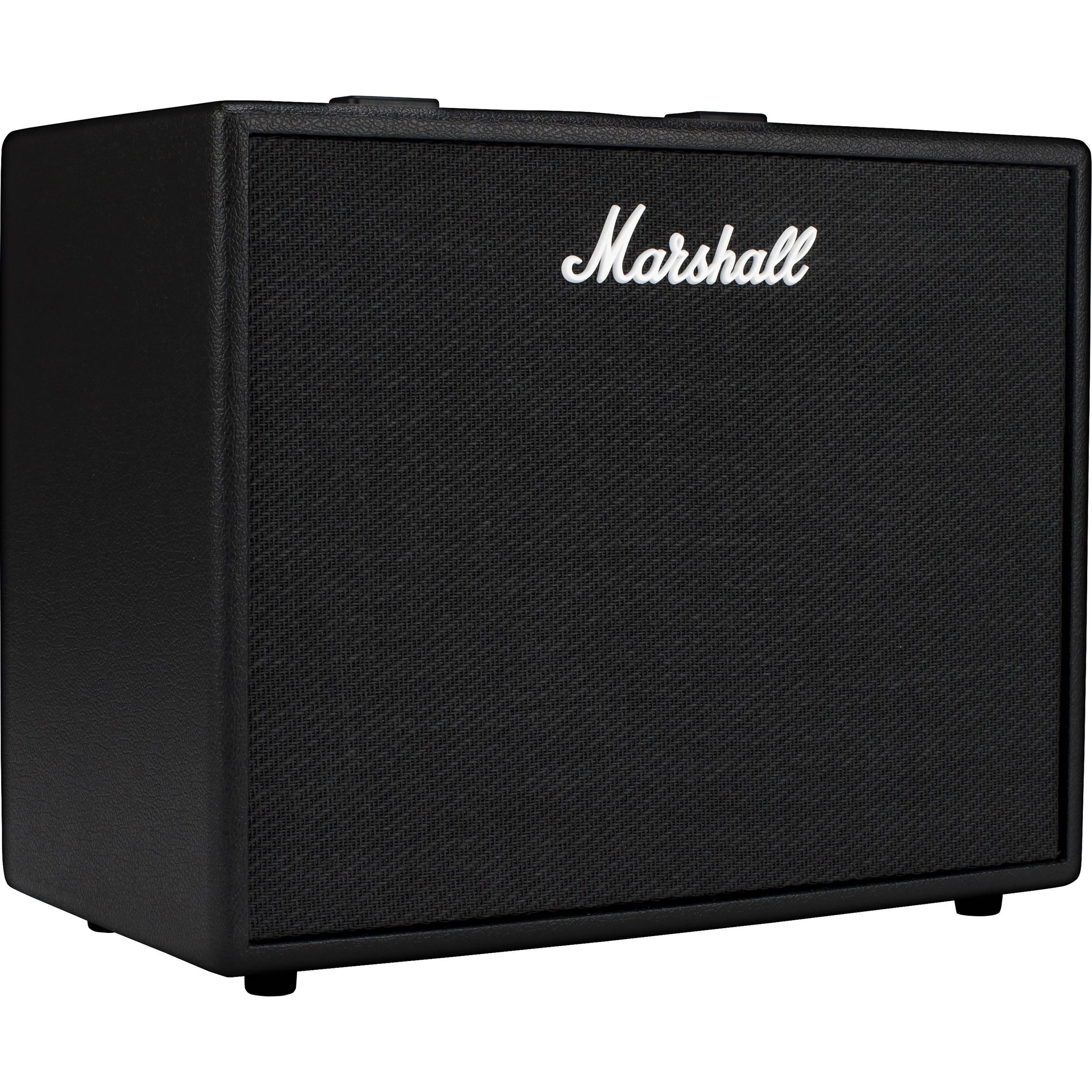 marshall amplification marshall code50 50w 1x12 m code50 u. Black Bedroom Furniture Sets. Home Design Ideas