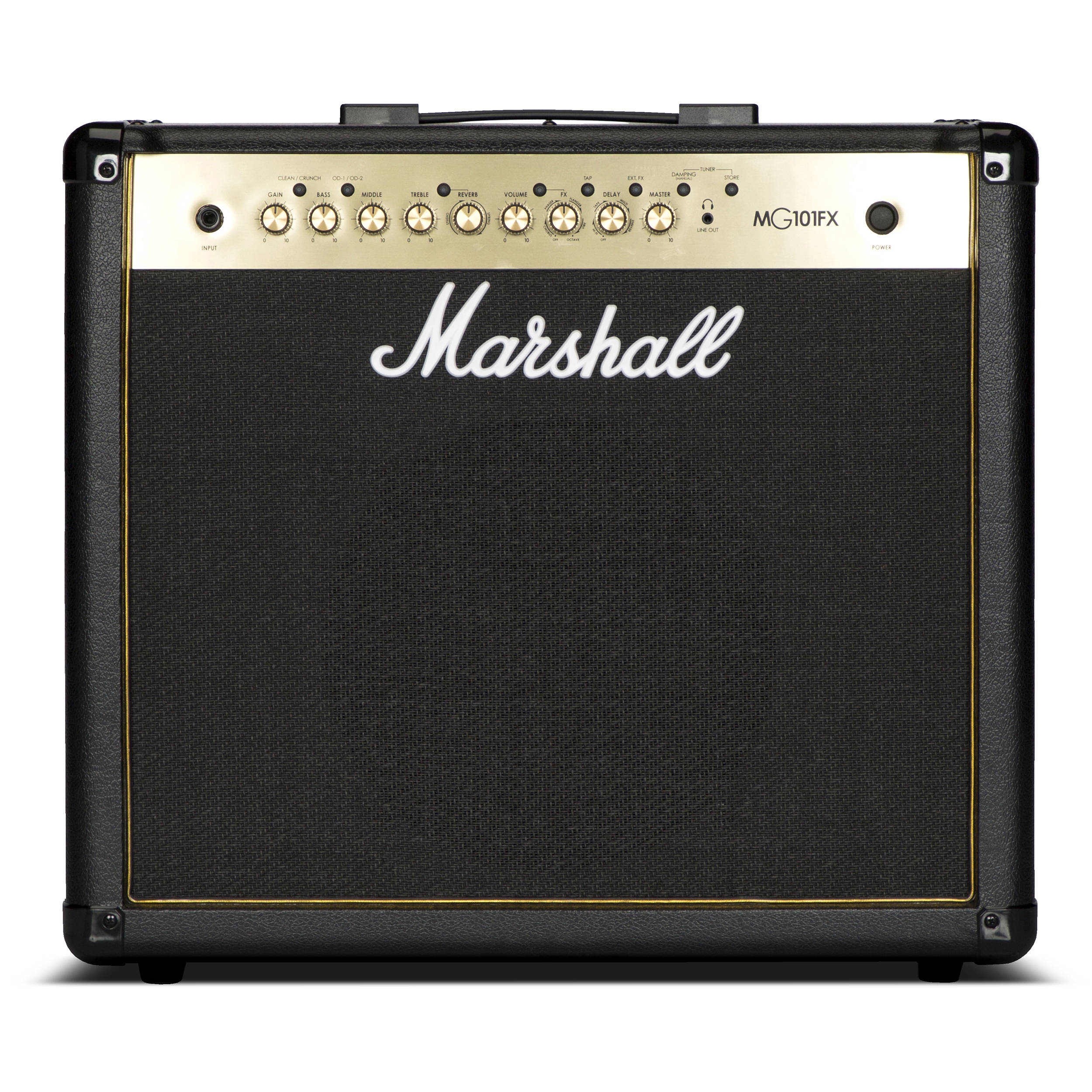 marshall amplification mg101gfx 100w combo amp m mg101gfx u b h. Black Bedroom Furniture Sets. Home Design Ideas