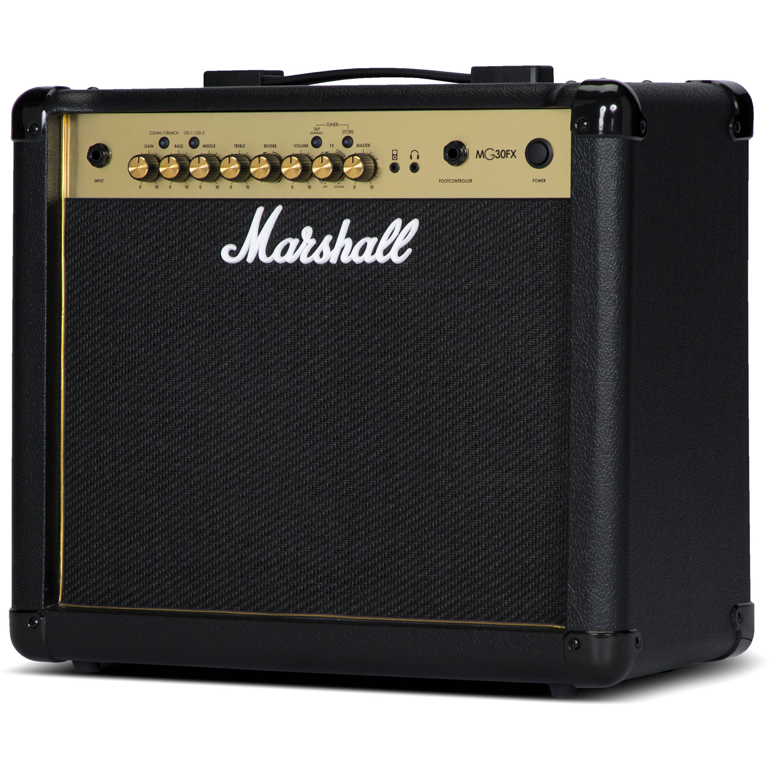 marshall amplification mg30gfx 4 channel solid state m mg30gfx u. Black Bedroom Furniture Sets. Home Design Ideas