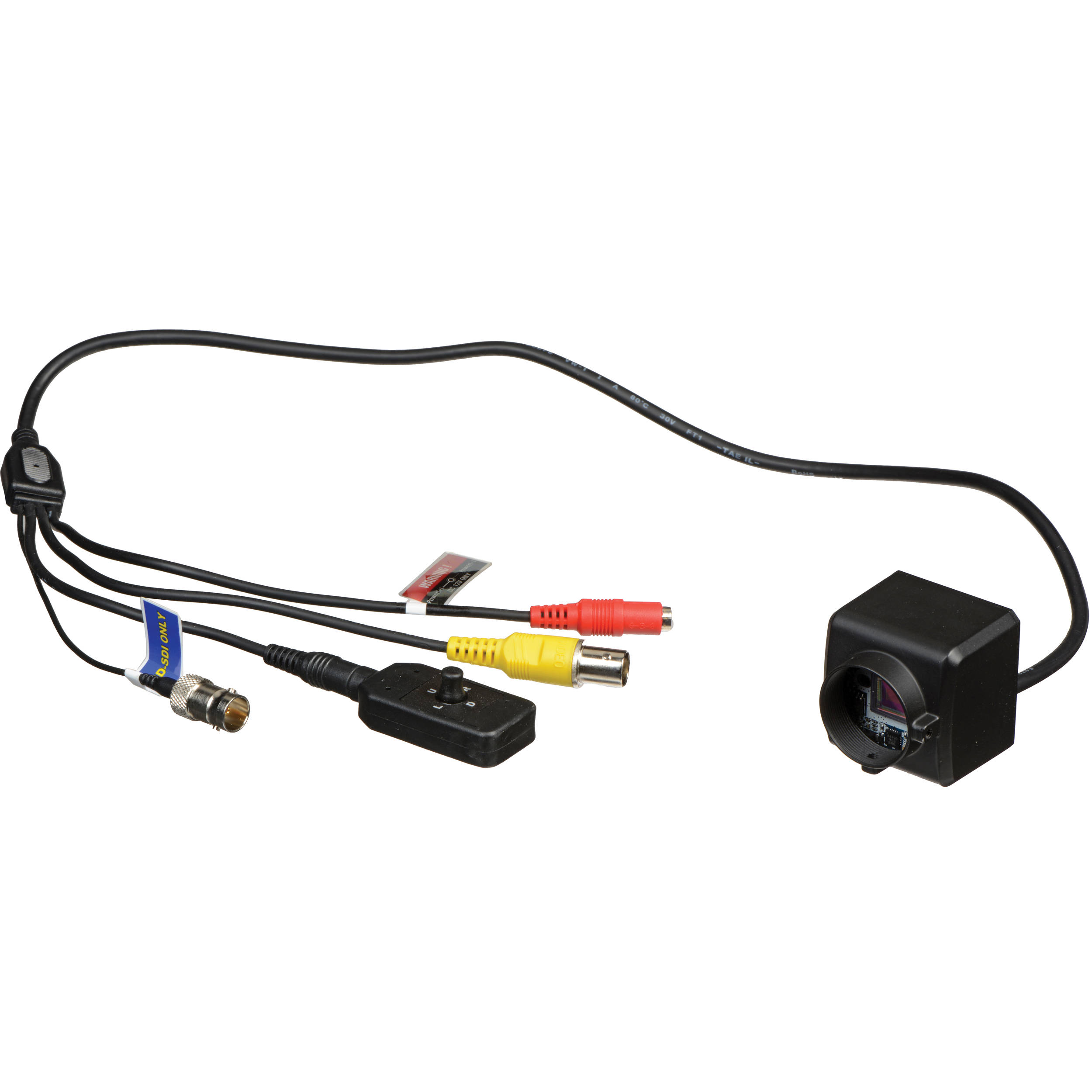 Marshall Electronics 22mp Hd Sdi Mini Camera Cv550 Cs Bh Photo With Wiring Wire Color Code Chart Furthermore