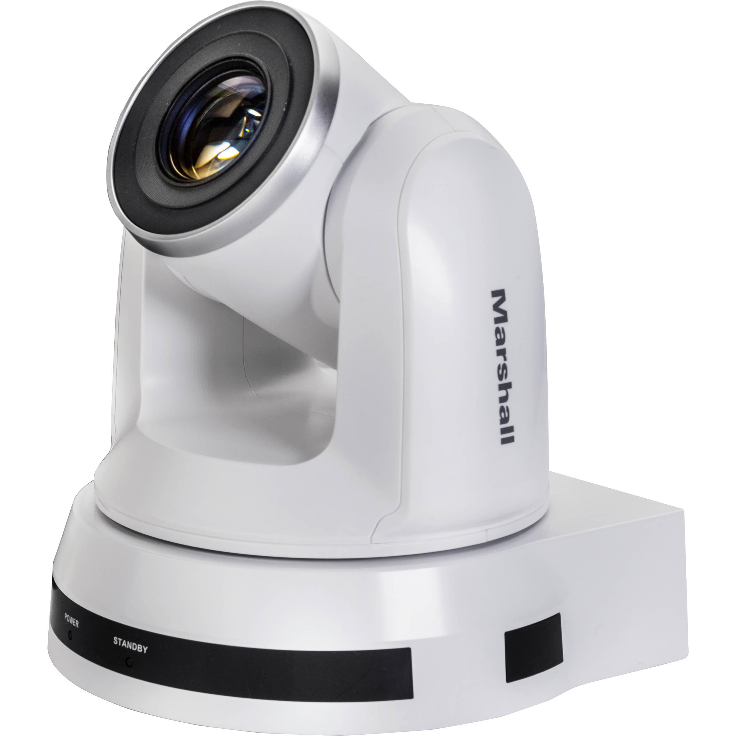 7432ce54b1a Marshall Electronics CV620-IP HD PTZ Camera (White) CV620-IPW