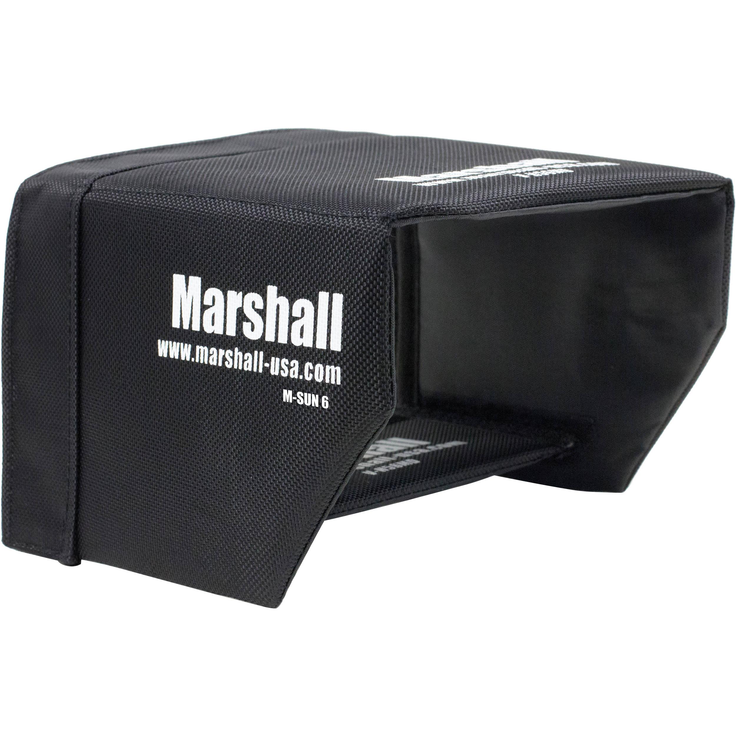 marshall electronics sun for m ct6 6 2 quot field m sun6