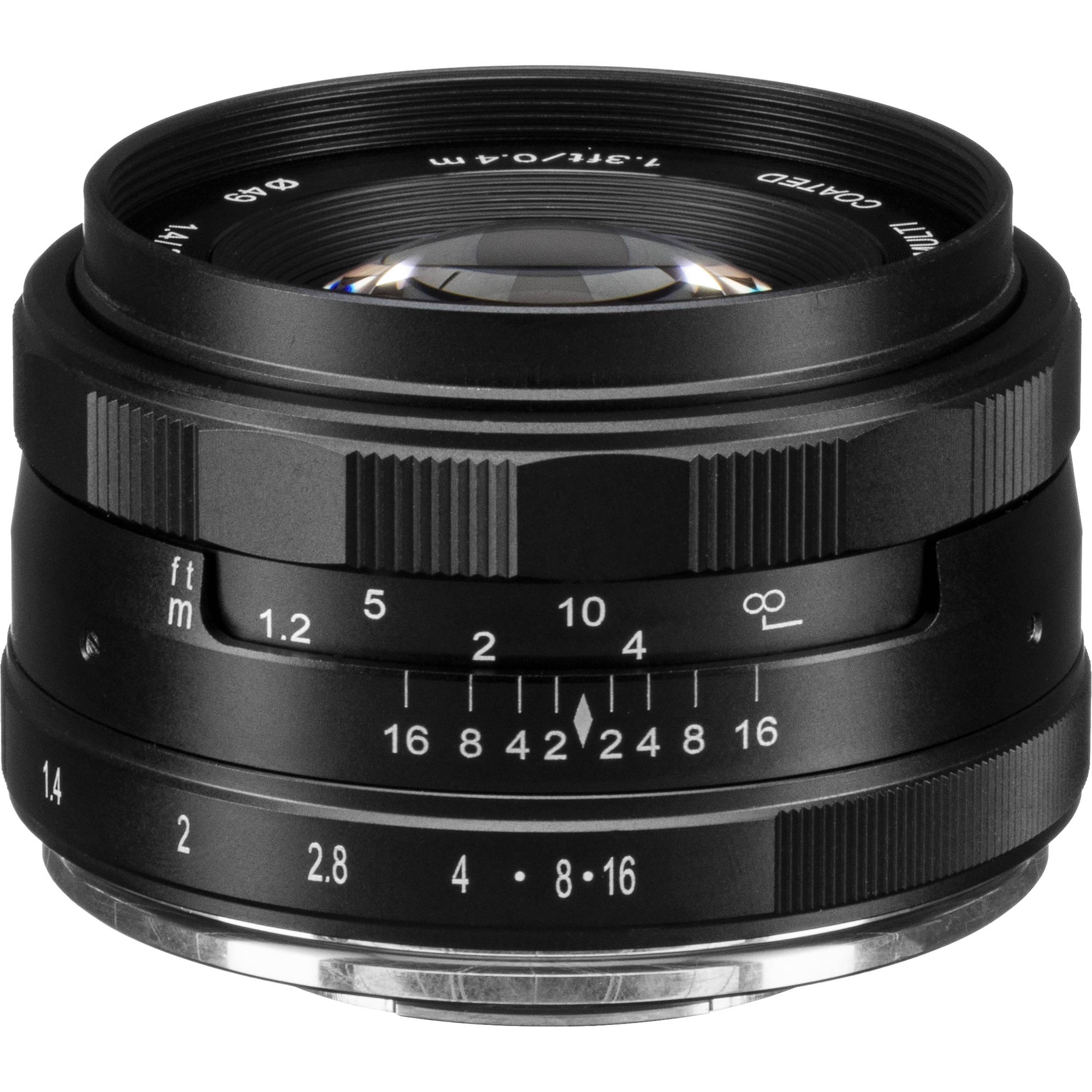 Gadget Place 52mm Diameter Extension Tube 21mm Long for Nikon ES-1