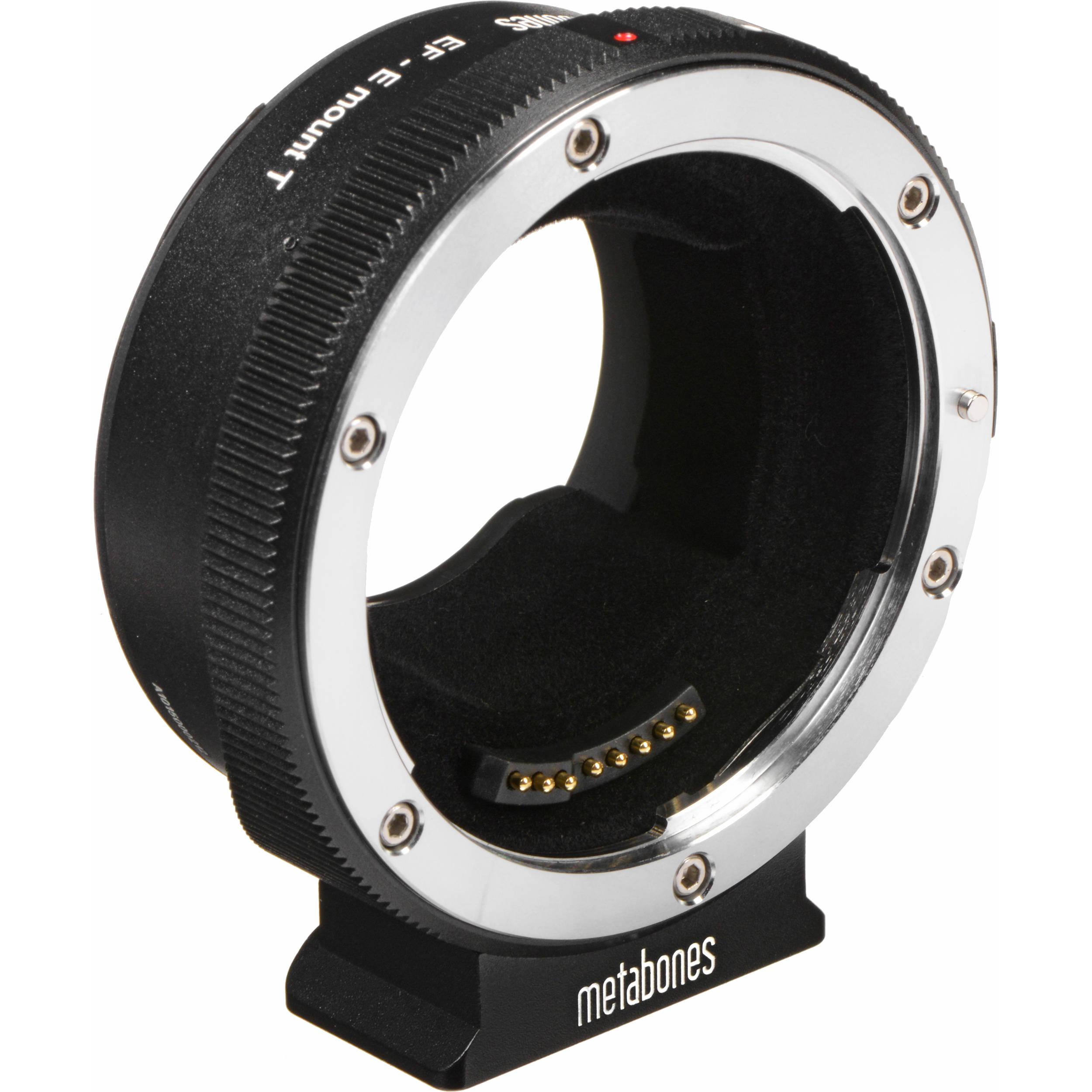 Vello Canon EF//EF-S Lens to Sony NEX Camera Adapter