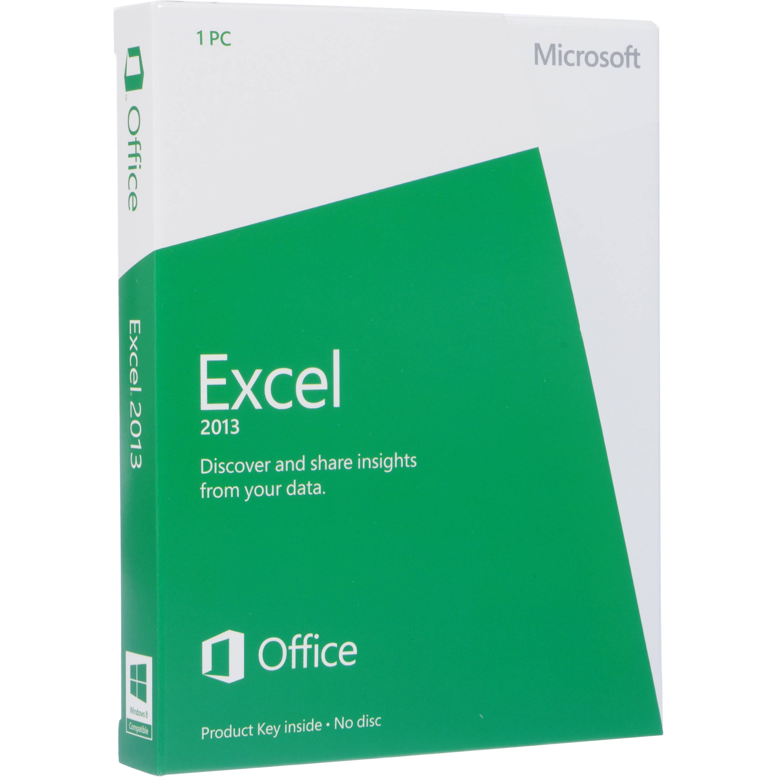 microsoft excel 2013 product key