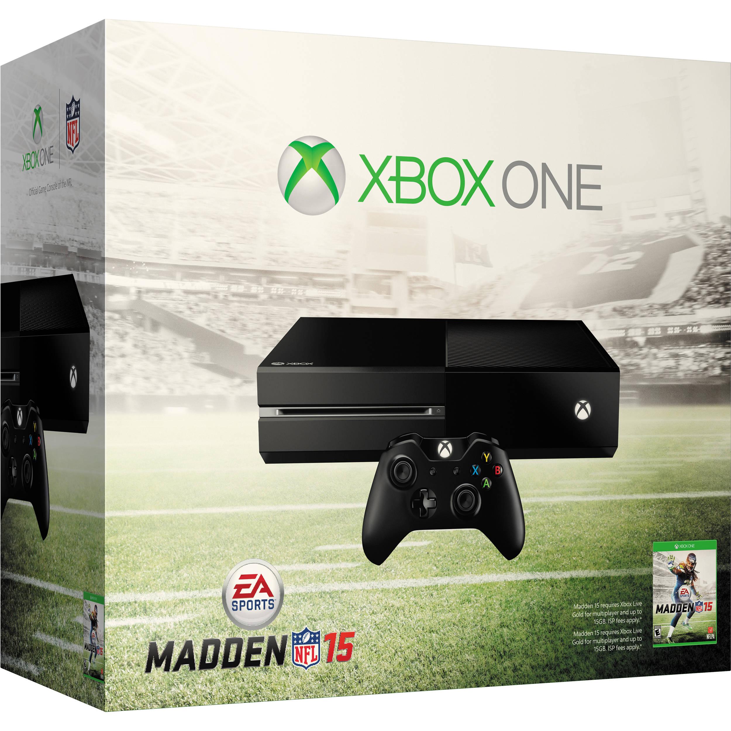 Xbox One Needs Kinect Microsoft C Xbox One Bundle With