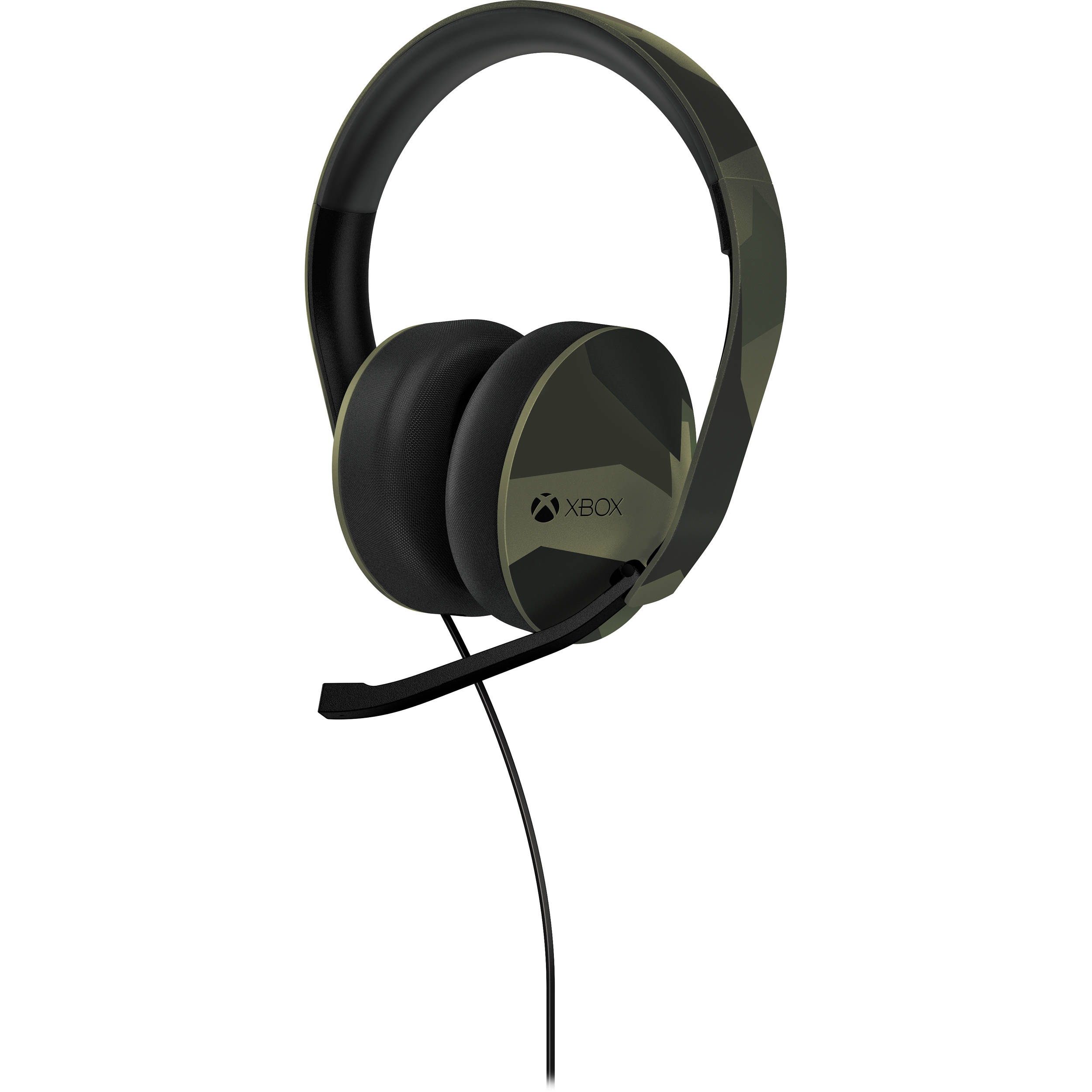 Microsoft Xbox One Special Edition Armed Forces Stereo 5f4 00001 Army Handsfree Earphone Iron Bass 2 Biru Headset
