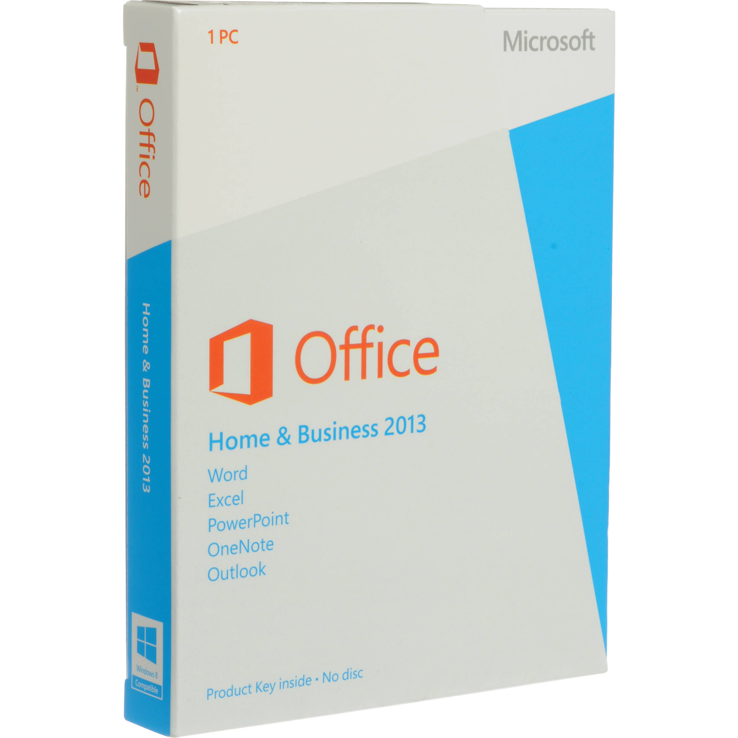 Microsoft Office Home & Business 2013 for Windows AAA-02675