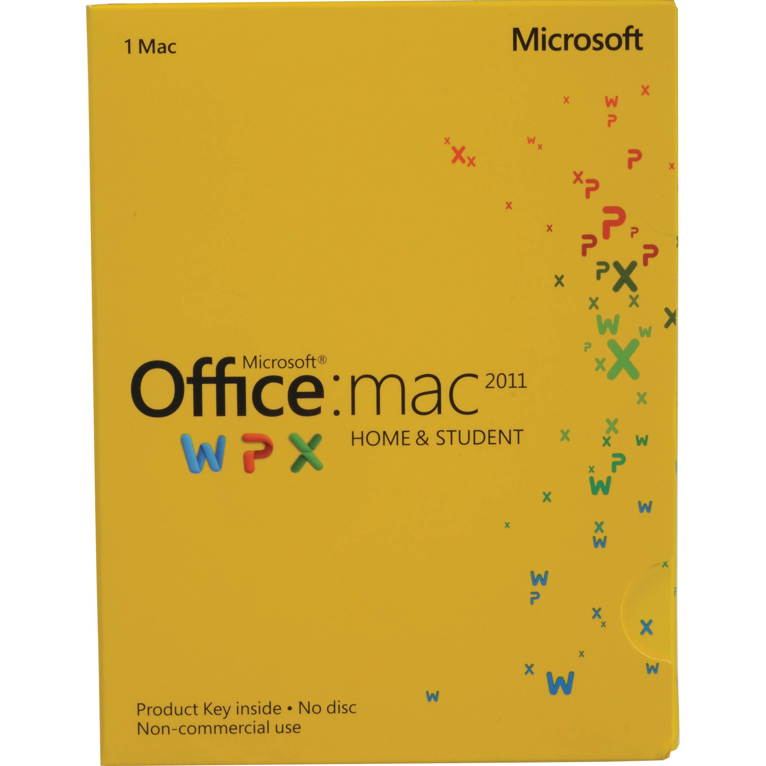 Office 2011 for mac standard 2016