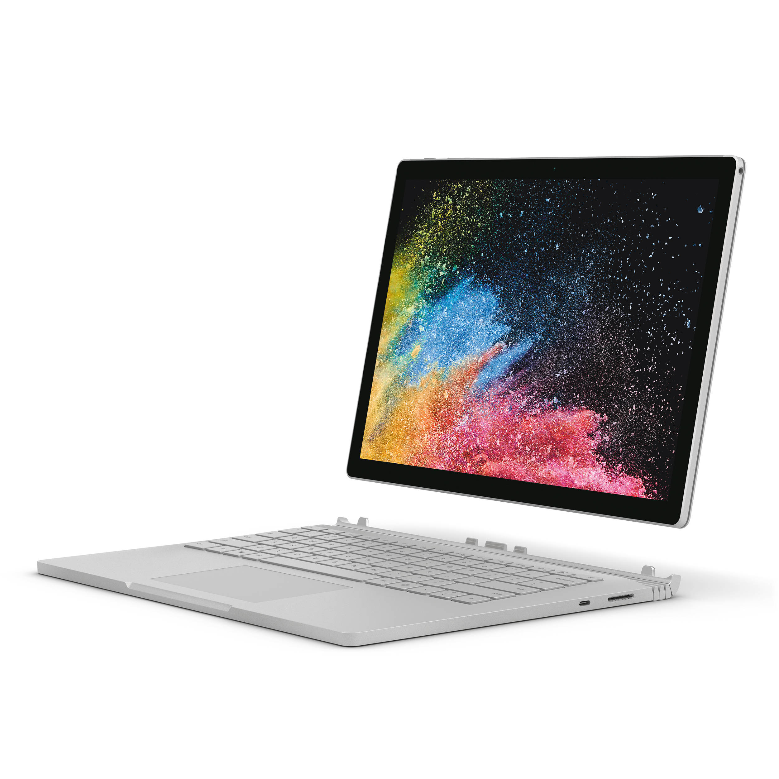 microsoft 13 5 surface book 2 multi touch 2 in 1 hn4 00001. Black Bedroom Furniture Sets. Home Design Ideas