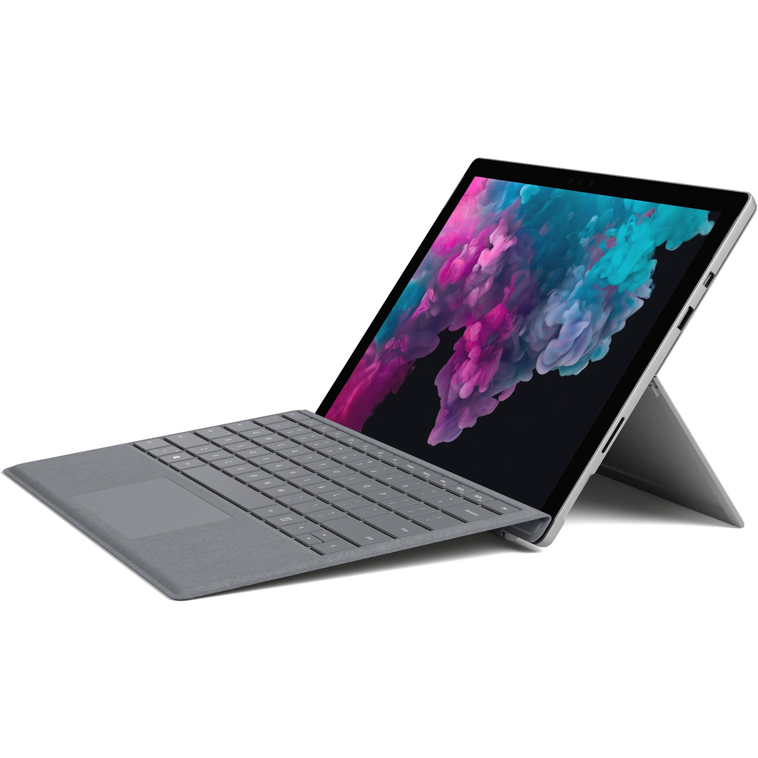 Microsoft LJK-00001 Surface Pro 6 12.3