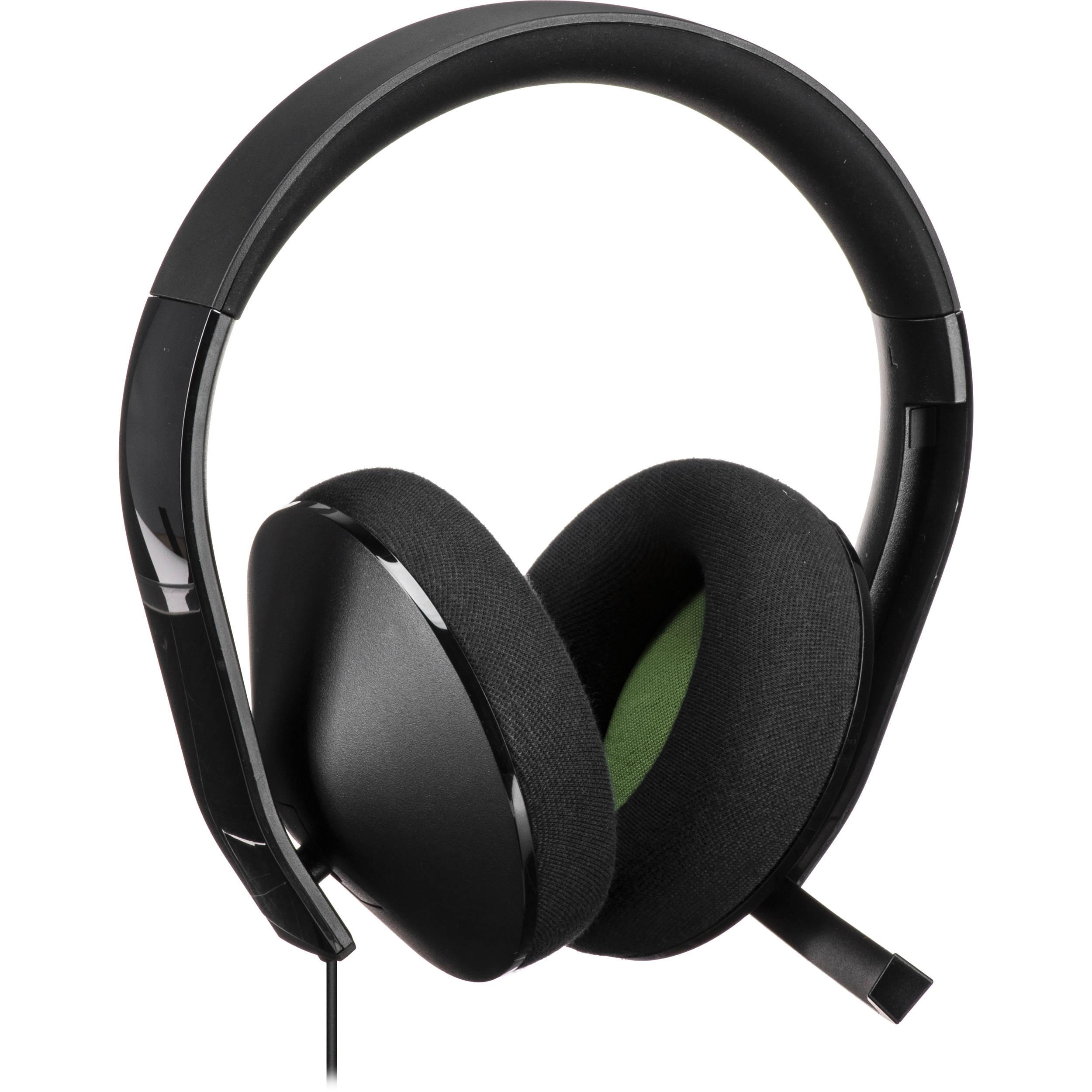 2f04f91b665 Microsoft Xbox One Stereo Headset S4V-00012 B&H Photo Video
