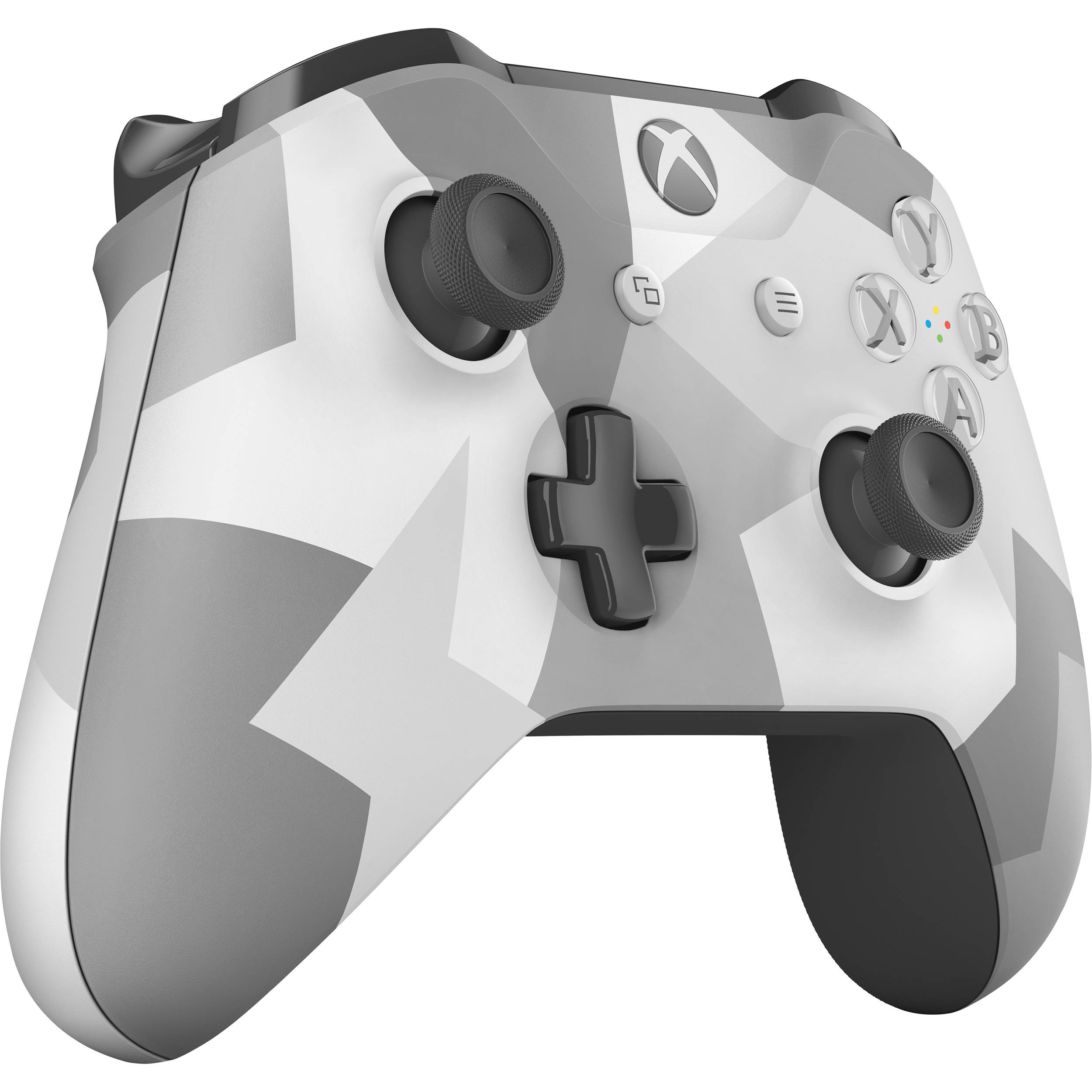 microsoft xbox one wireless controller winter forces wl3 00043