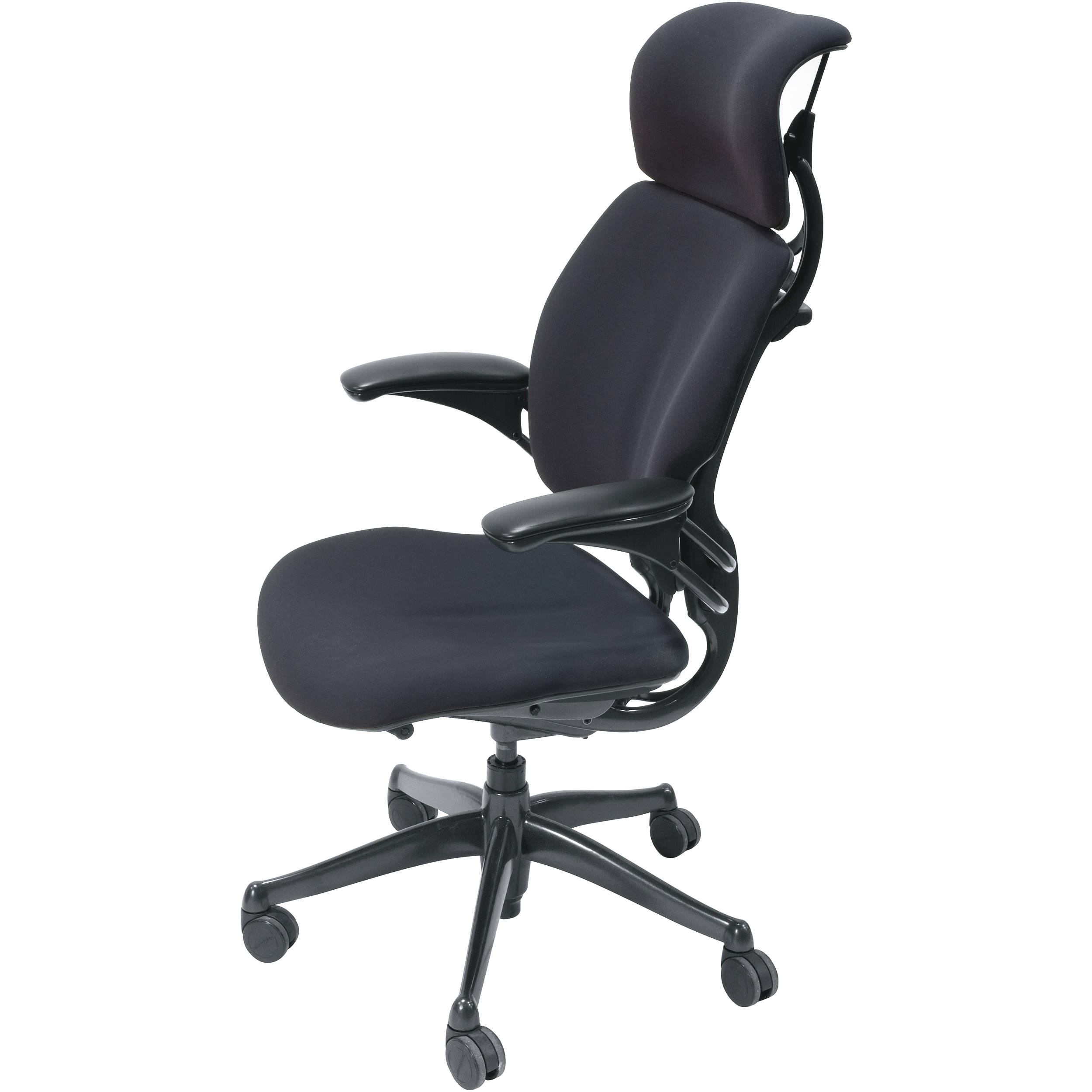 humanscale office red leather chair resale freedom