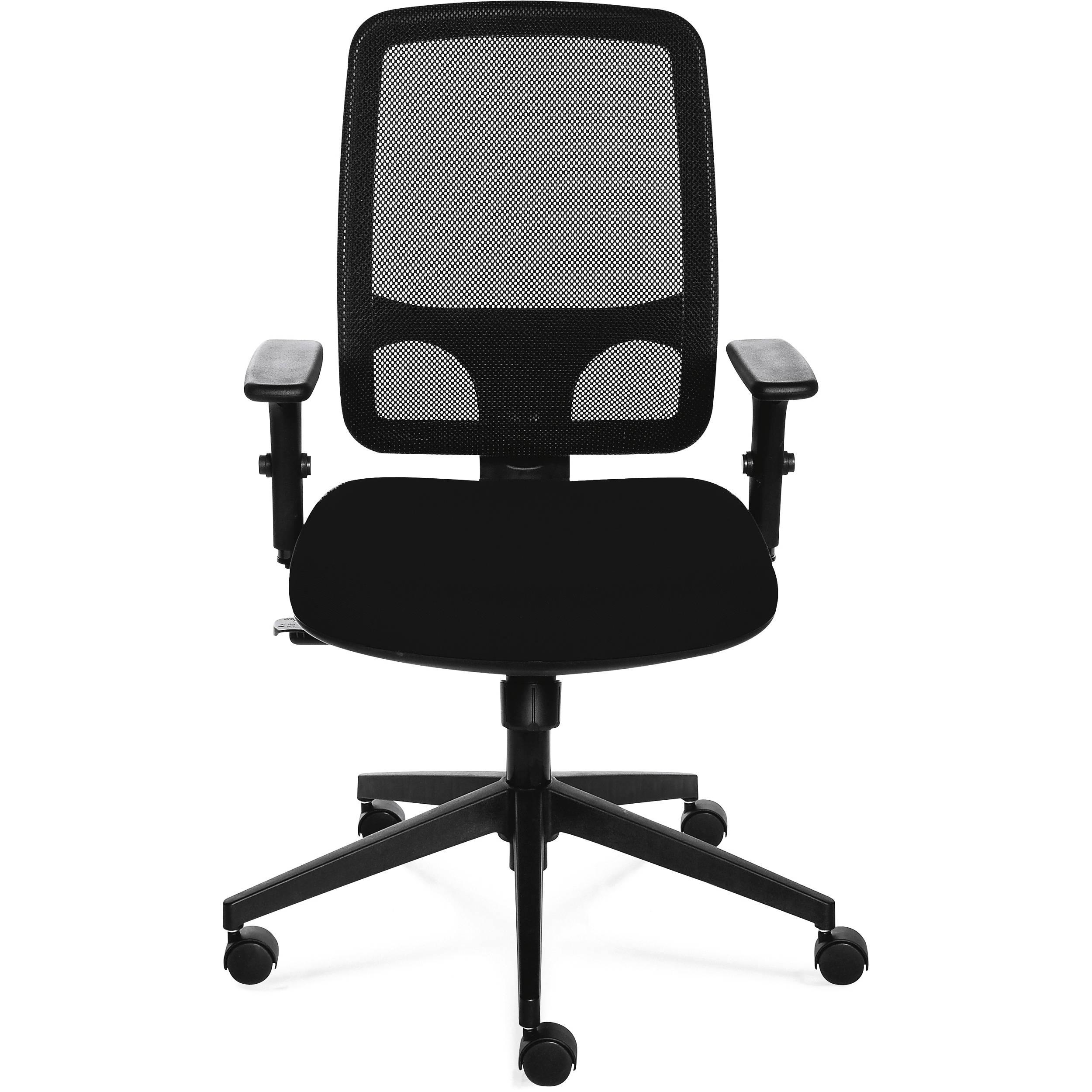 Middle Atlantic Task Basic Chair CHAIR TSK1 B B&H Video