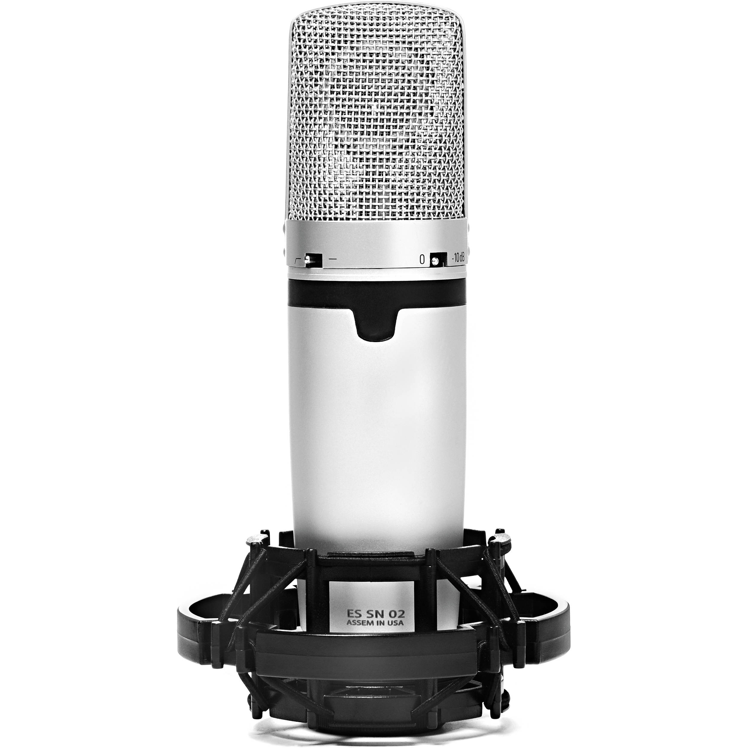 Miktek C1 Large-Diaphragm Cardioid FET Condenser Microphone C1