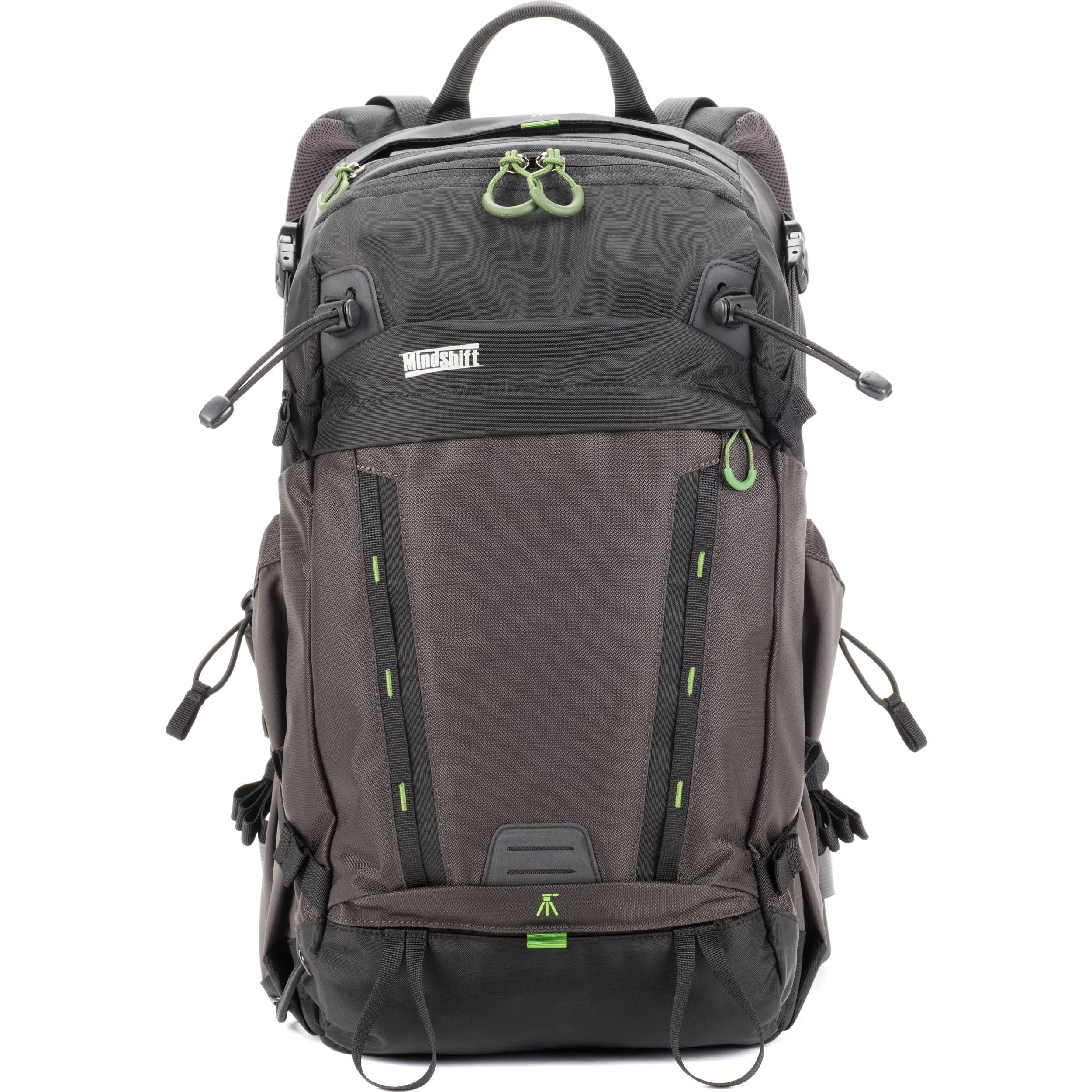 a0ca06ee3fd MindShift Gear BackLight 18L Backpack (Charcoal) 520355 B H
