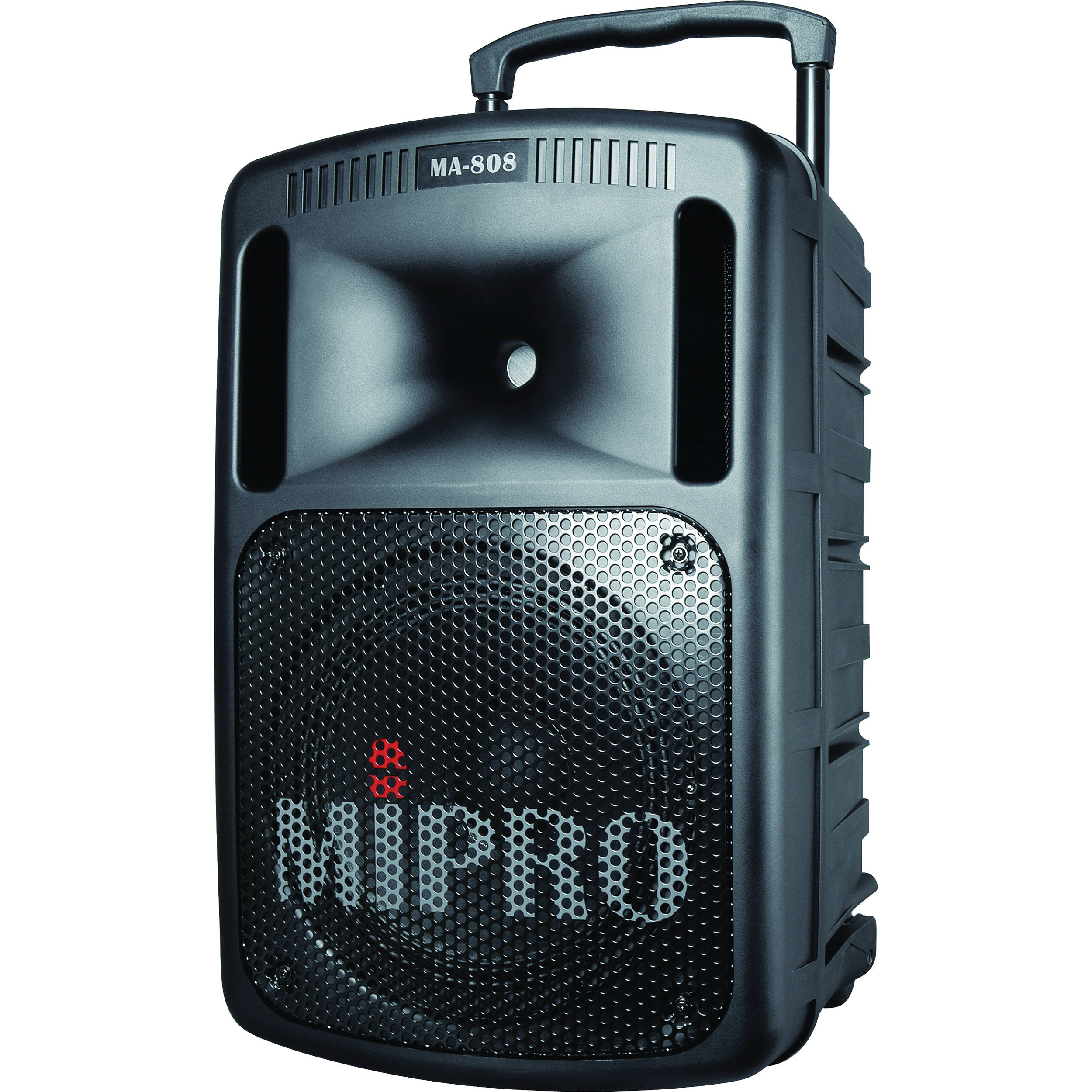 Mipro Ma 808 Portable Rechargeable Wireless Pa Ma808padma Bh System Wiring Diagram With Cd Player 267