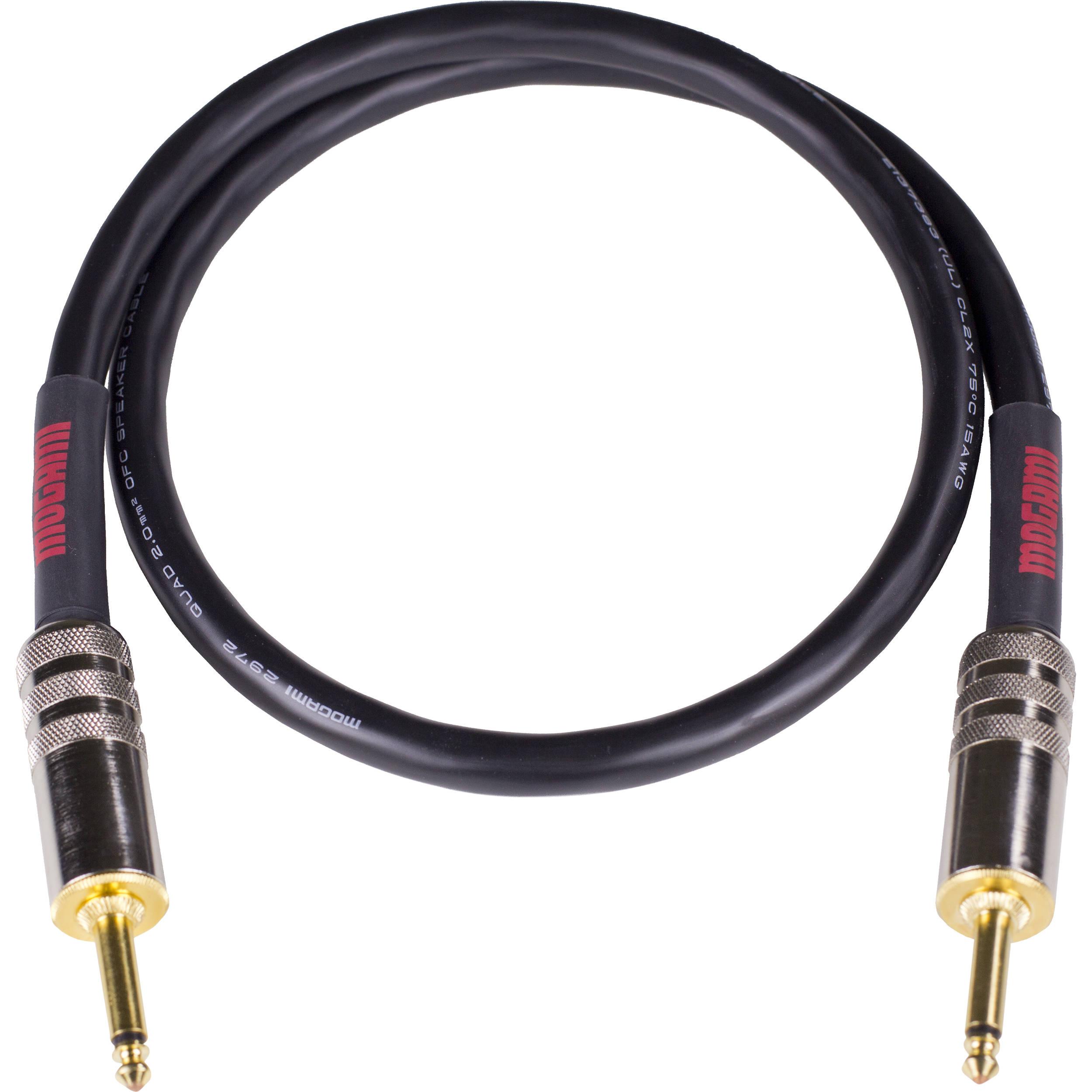 Speaker Cable Mogami : mogami overdrive speaker cable 6 39 od spk 06 b h photo video ~ Vivirlamusica.com Haus und Dekorationen