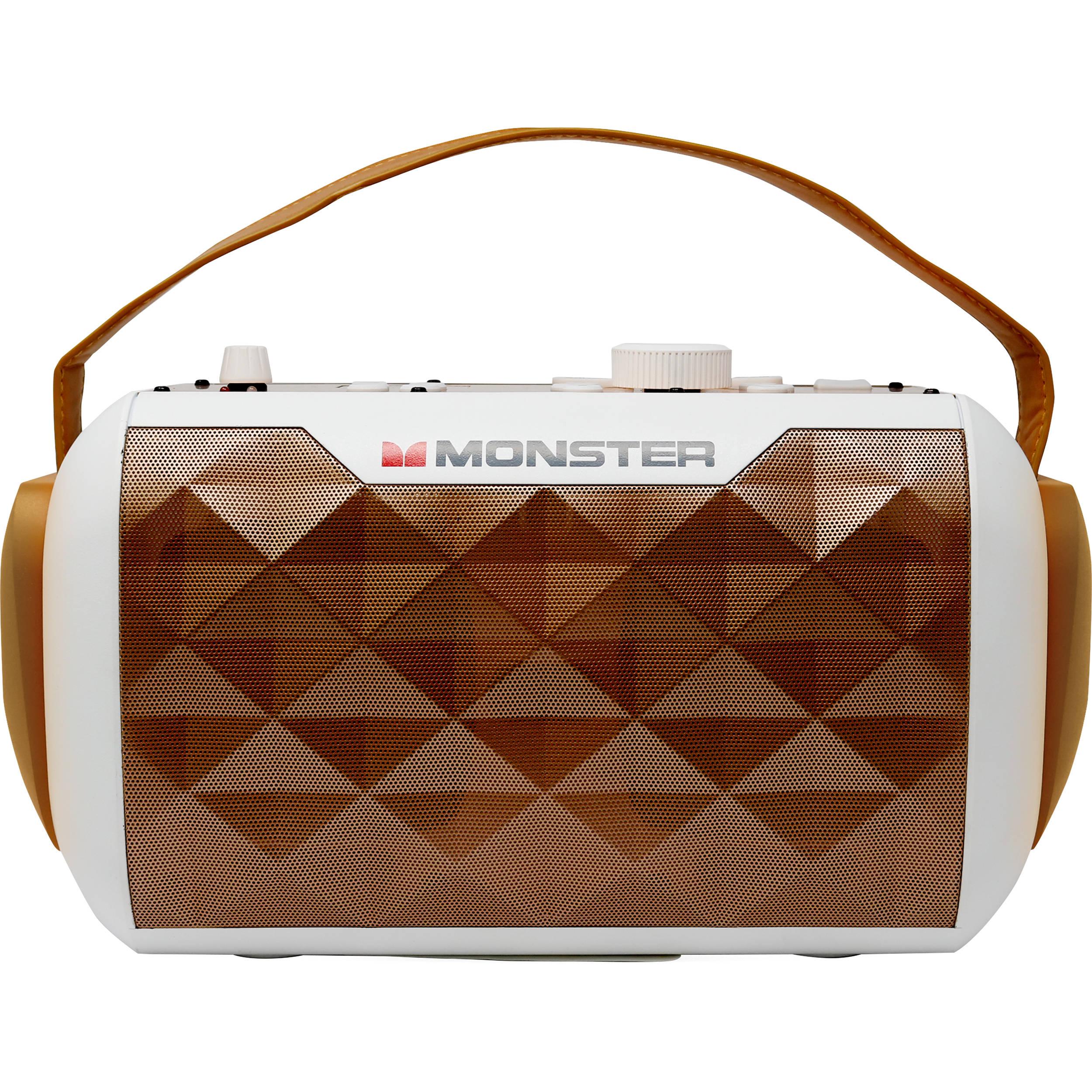 sports shoes 0e16b 4c513 Monster Select Portable Bluetooth Speaker