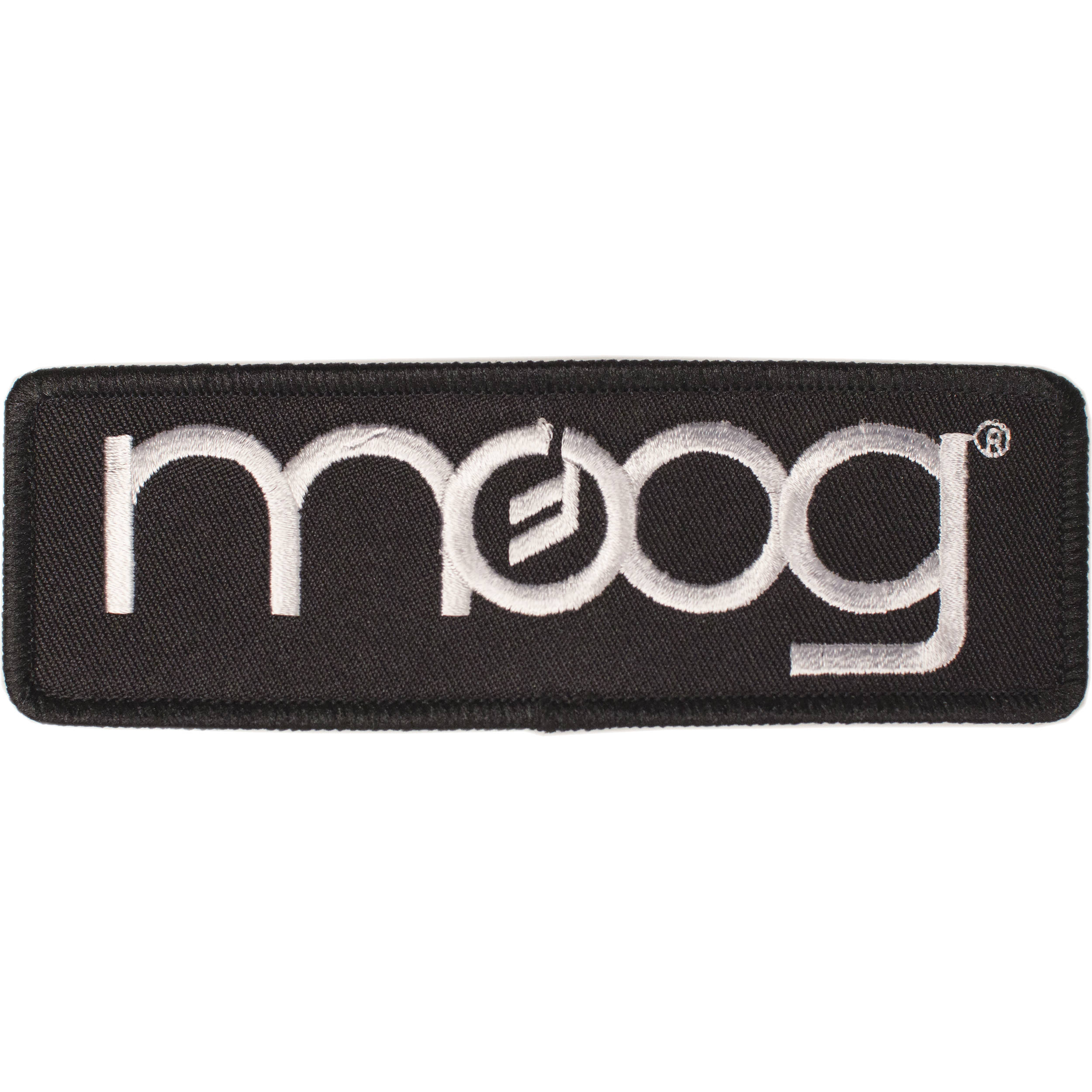 Moog Moog Logo Patch