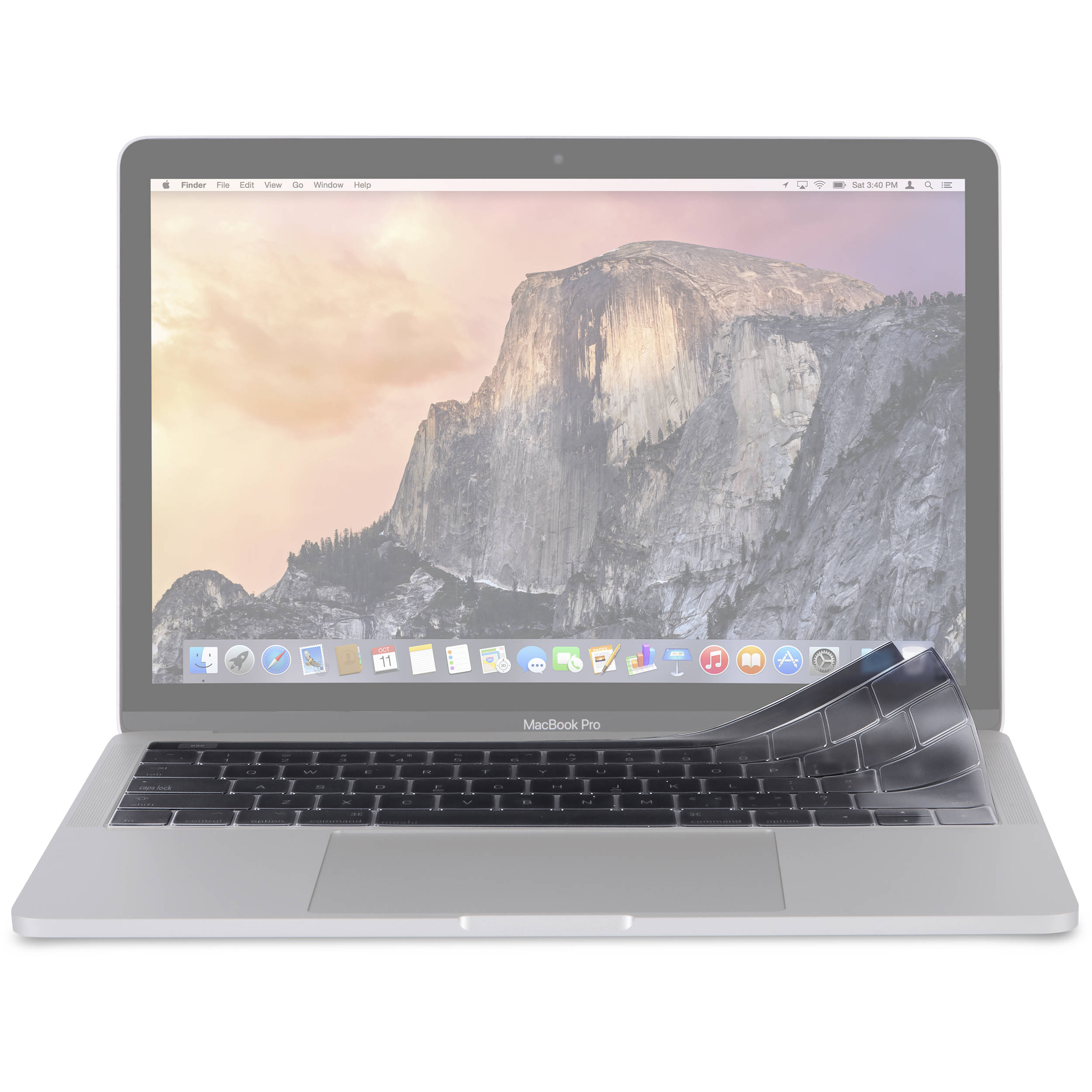 moshi macbook pro 15  Moshi ClearGuard Keyboard Protector for MacBook Pro 99MO021918