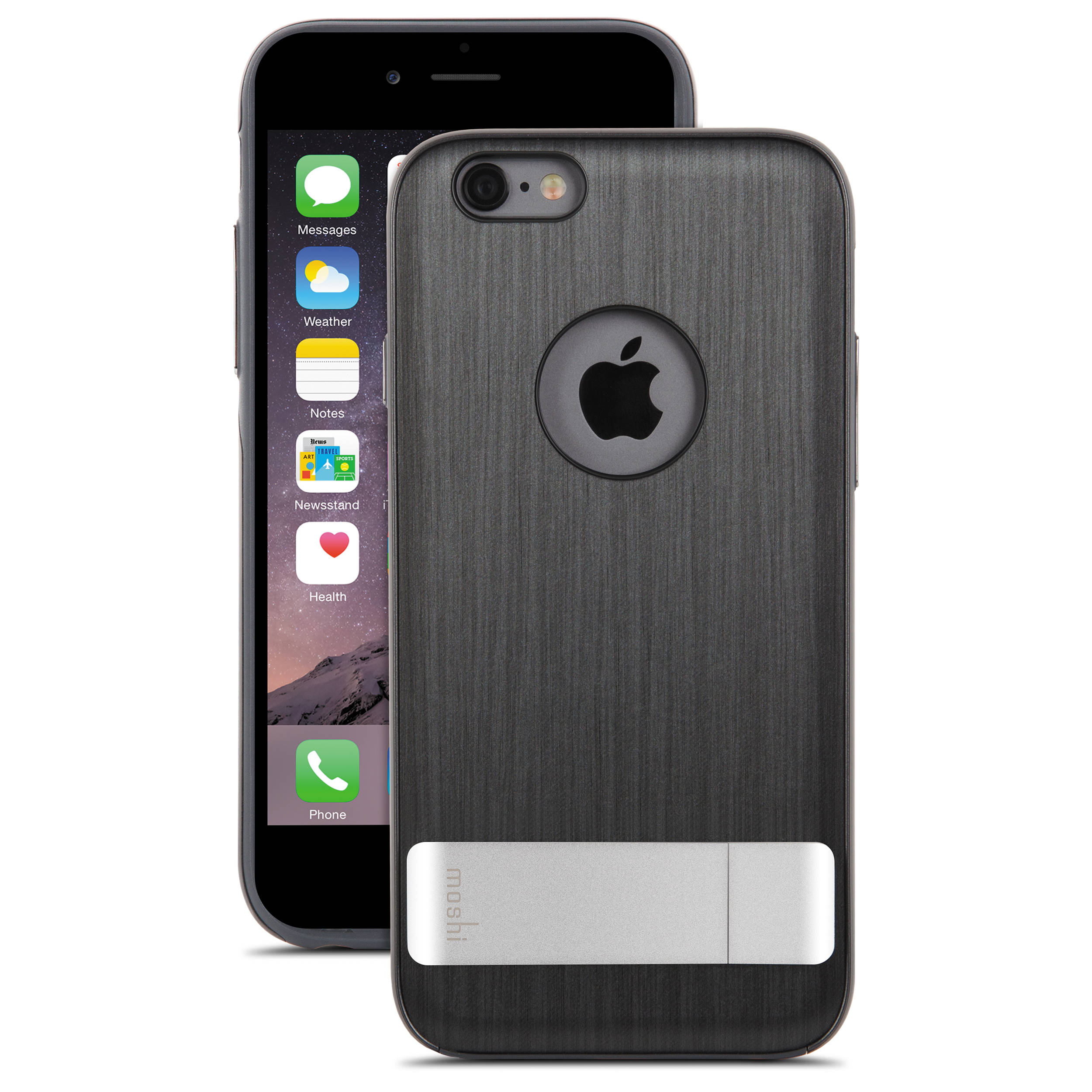 hot sale online 20e68 5f3b3 Moshi Kameleon Case for iPhone 6 Plus/6s Plus 99MO080022 B&H