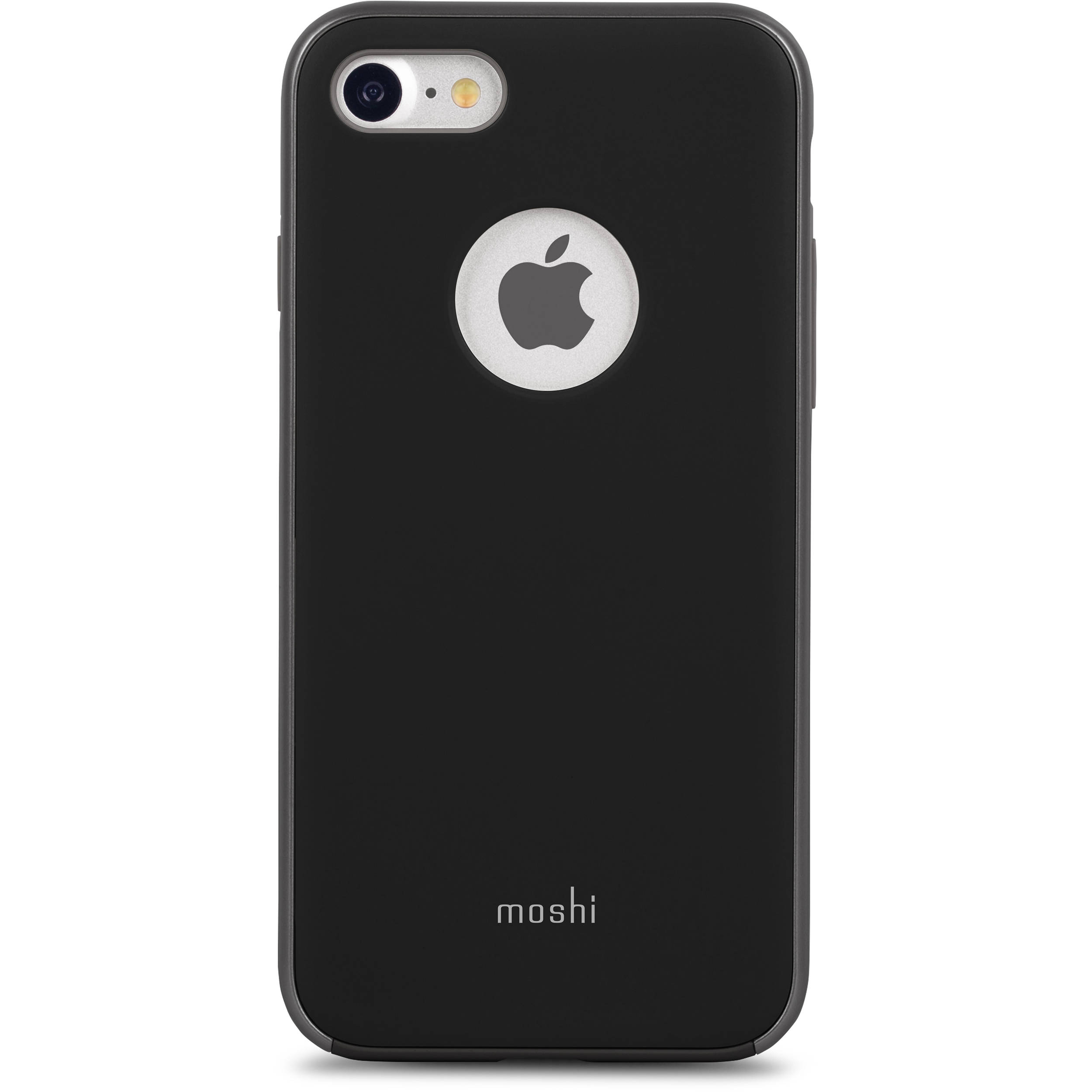 moshi iphone case moshi iglaze for iphone 7 black 99mo088002 b amp h photo 7367