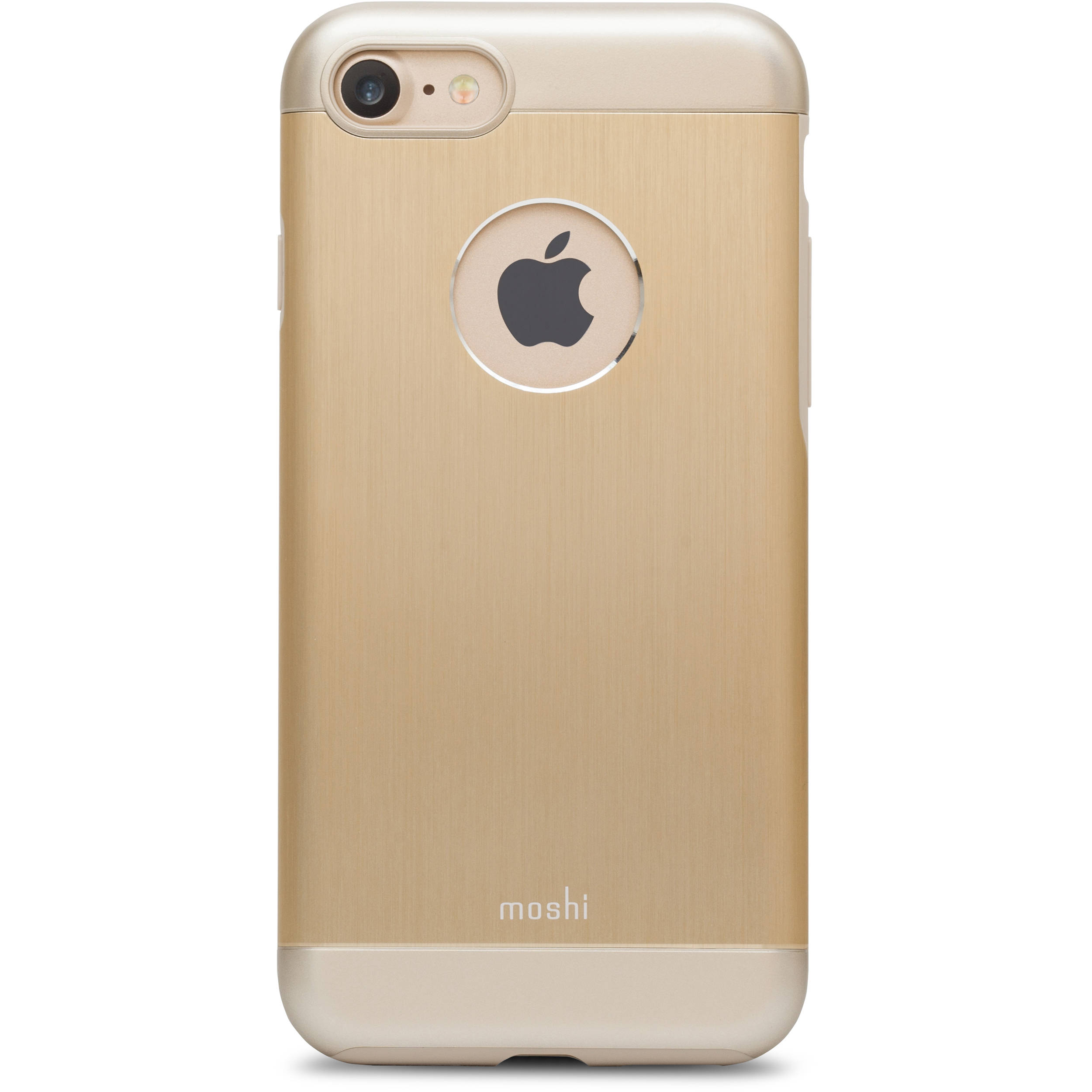 iphone 7 gold moshi armour for iphone 7 gold 99mo088231 b amp h photo 11531