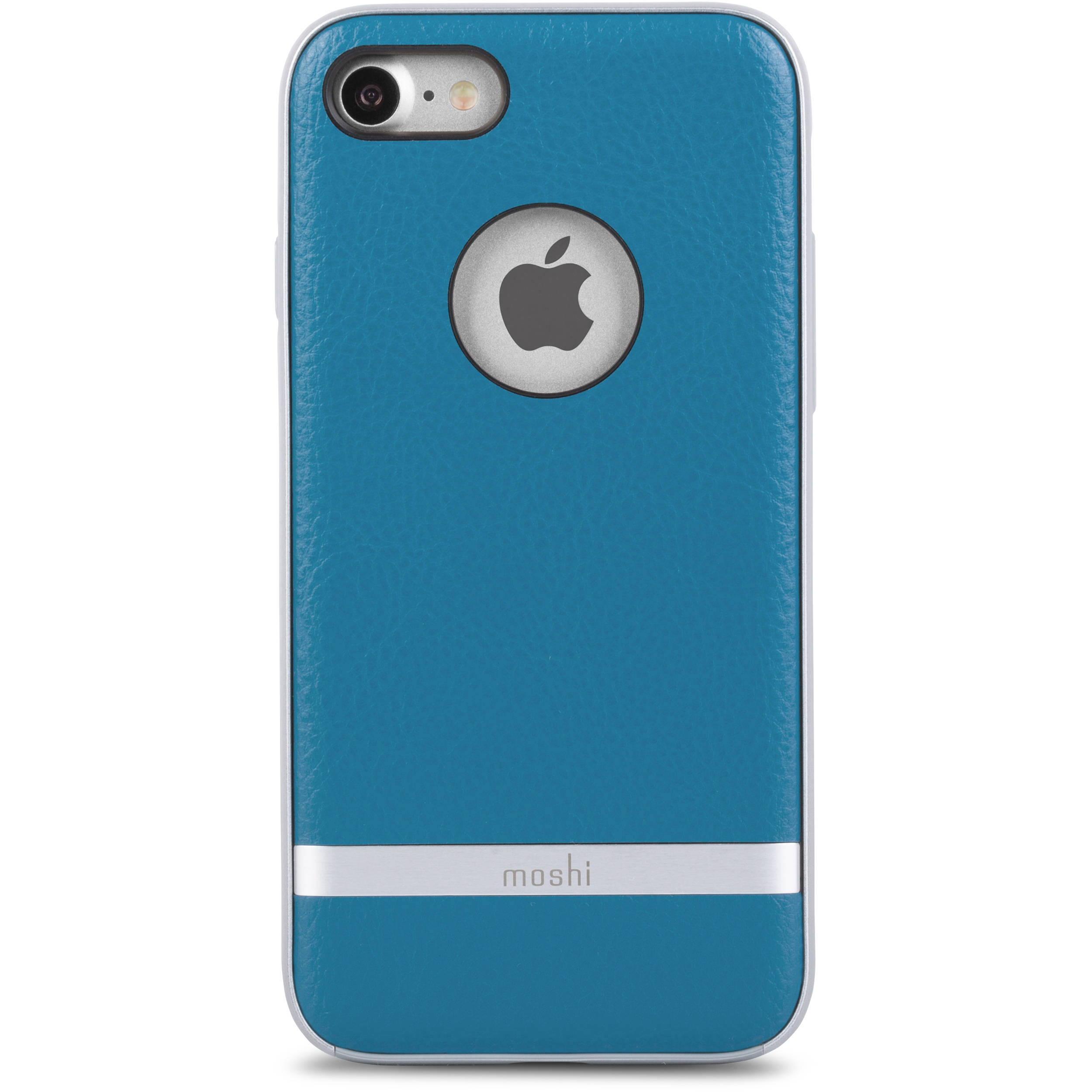 moshi iphone case moshi napa for iphone 7 blue 99mo088512 b amp h photo 7367