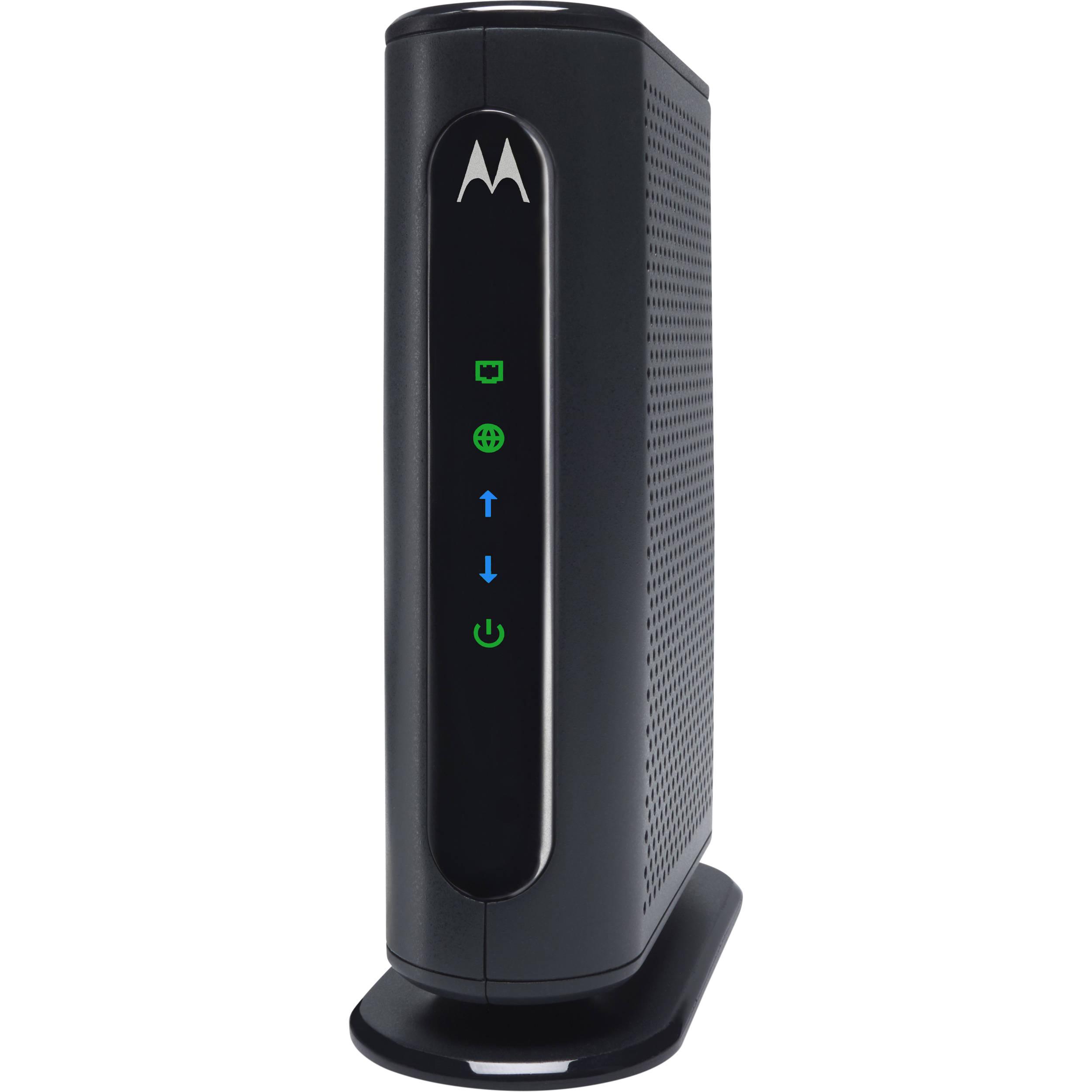 Motorola Mb7420 10 16x4 686 Mbps Docsis 3 0 Cable Modem
