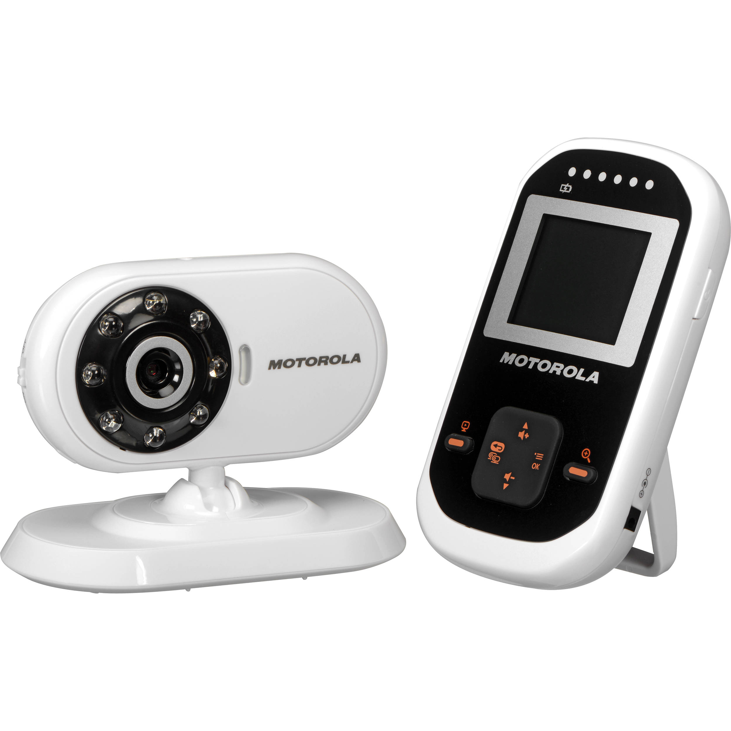 Motorola Wireless Color Video Baby Monitor and Camera