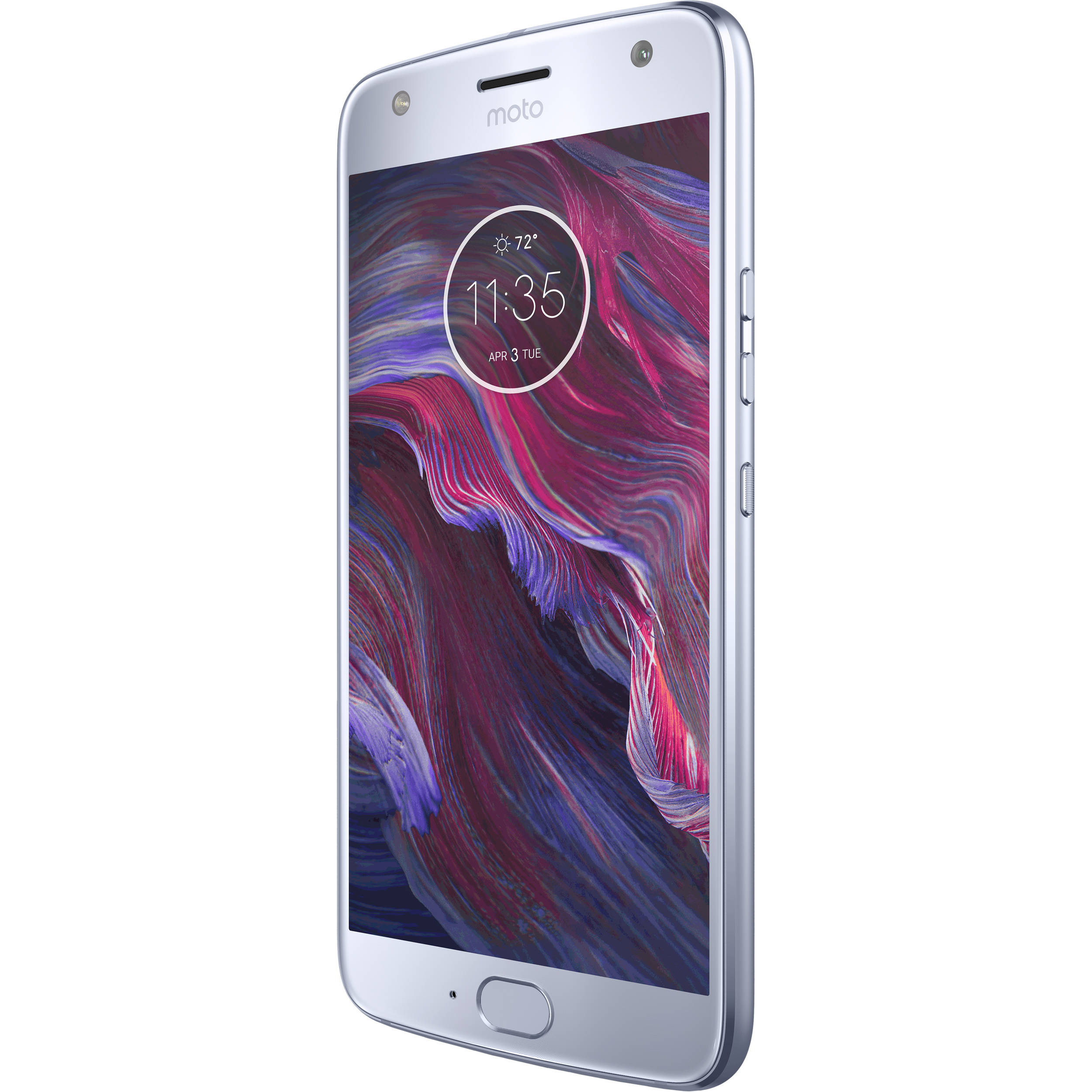Moto X4 Xt1900 1 32gb Smartphone Pa8s0007us Bh Photo Video 99 Electronic Toolbox 10 Combines Unlocked Sterling Blue