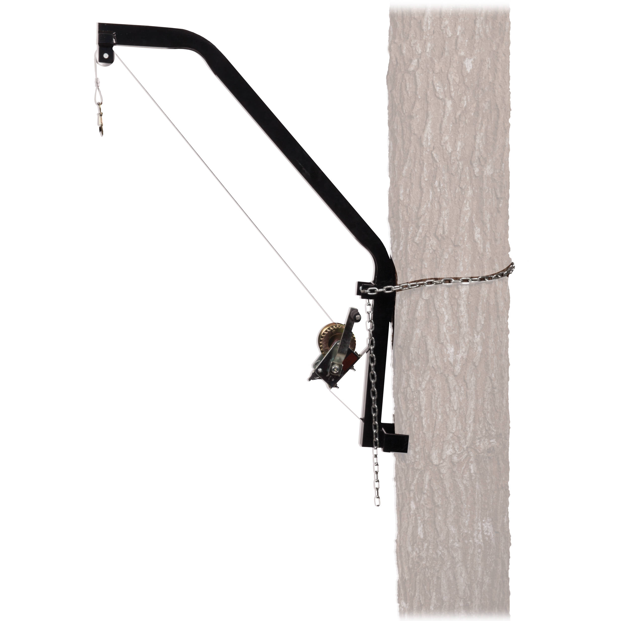 moultrie hanging feeder hoist mfa 13102 b h photo video rh bhphotovideo com Texas Deer Feeders Texas Deer Feeders