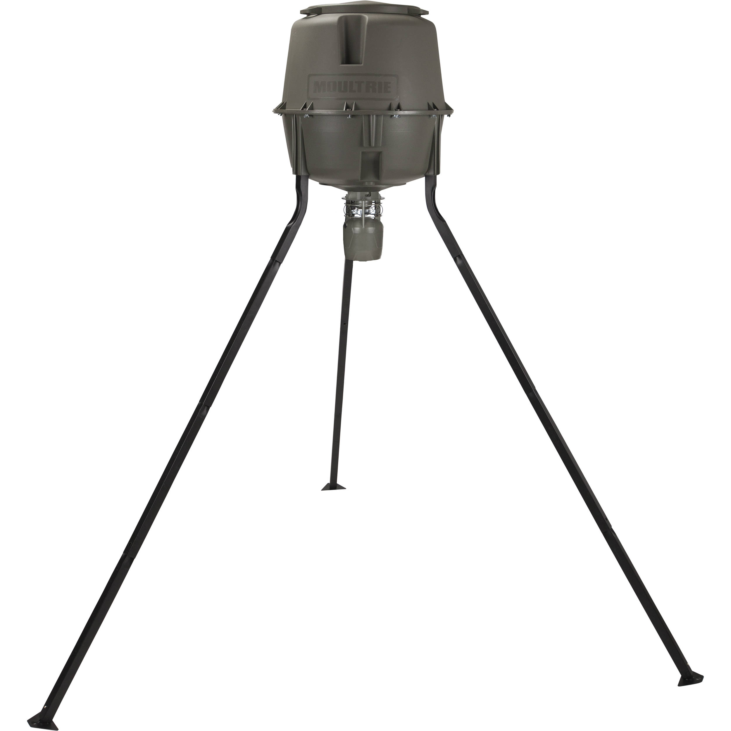 tripod index hunter deer black moultrie ts feeder pro gallon product digital