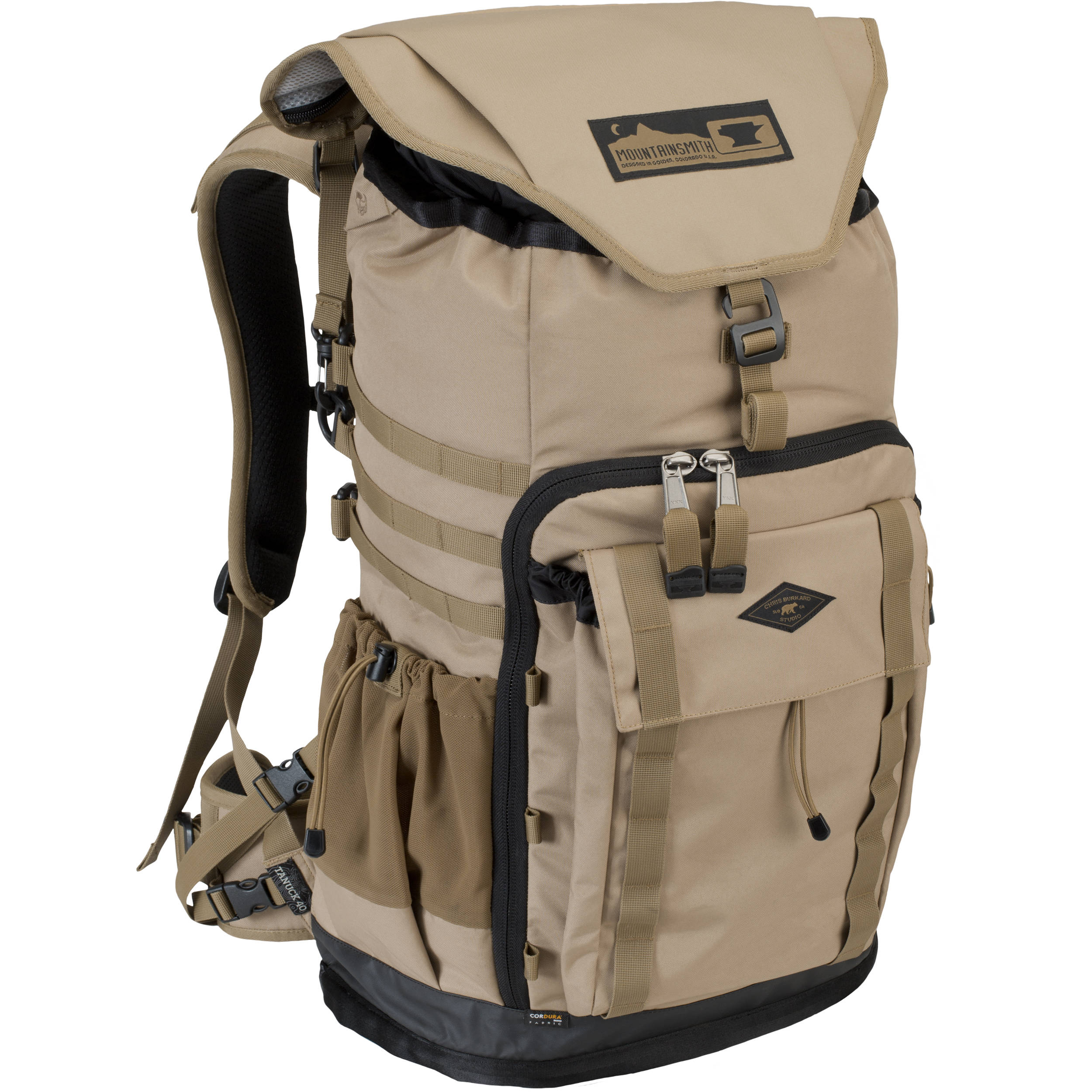 Mountainsmith Tanuck 40l Backpack Designed By Chris Burkard Barley