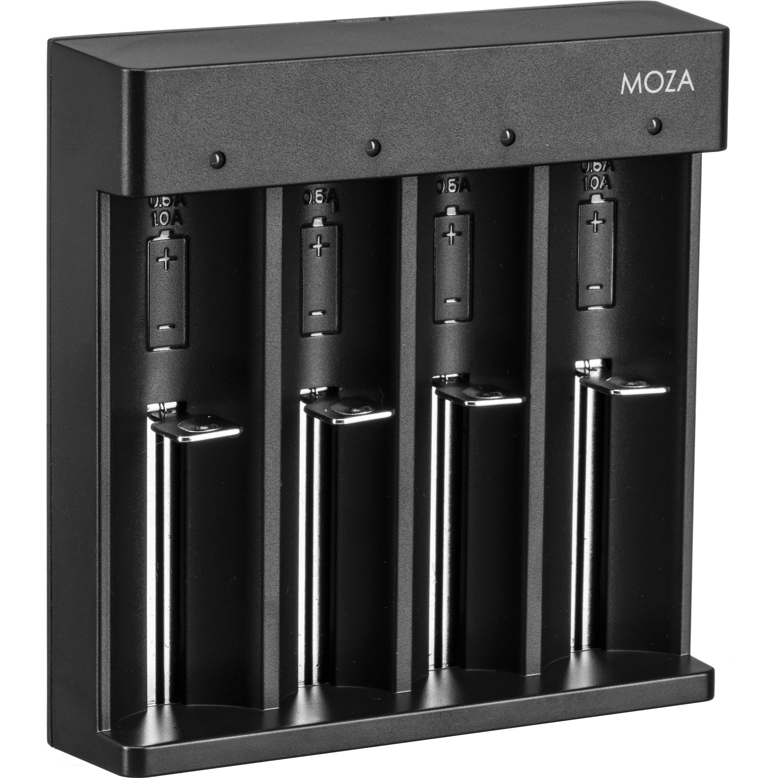 Moza 18650 Battery Charger For Moza Air 2 Mcg8 B Amp H Photo Video