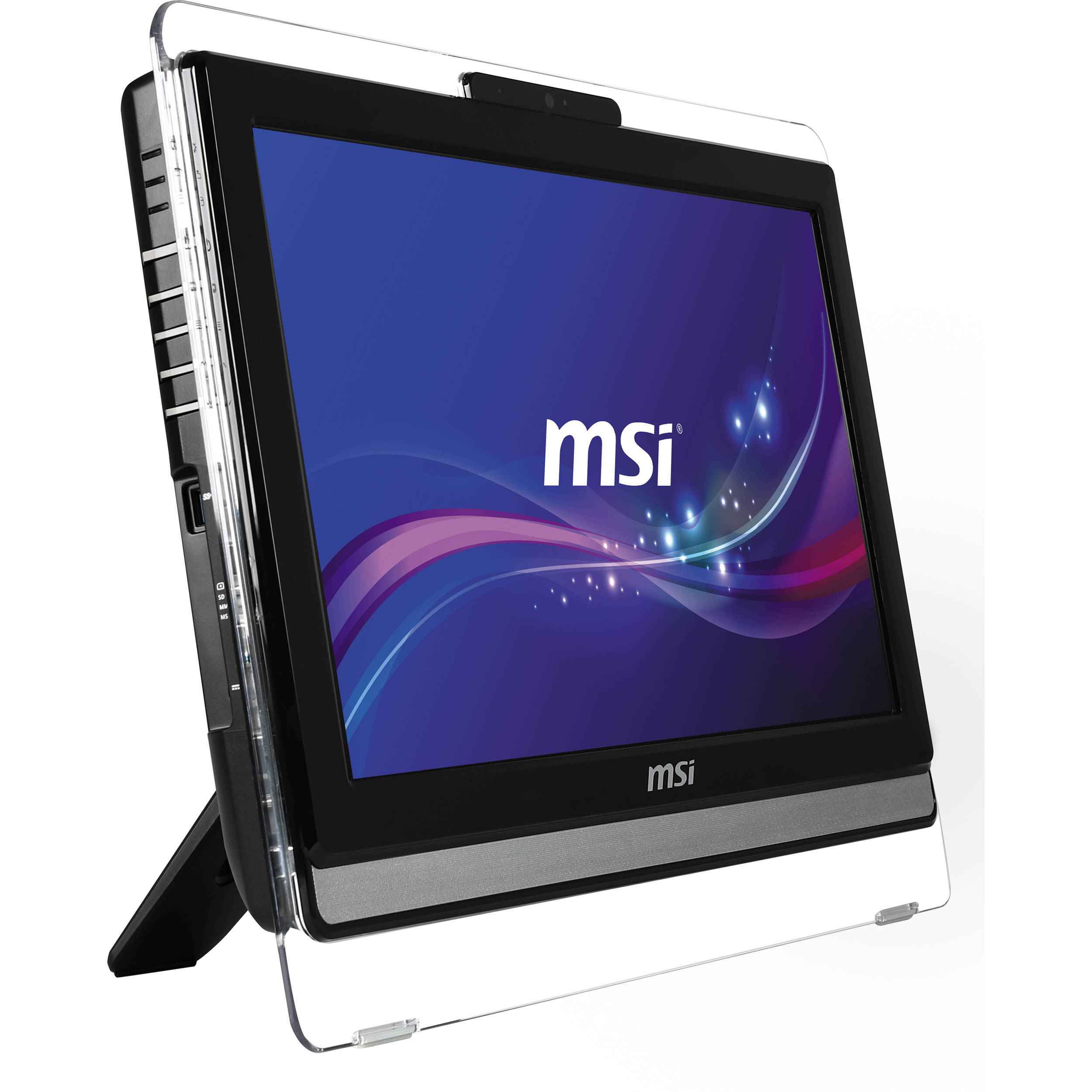 Review MSI Wind Top AE2220 All in One Touch PC ...