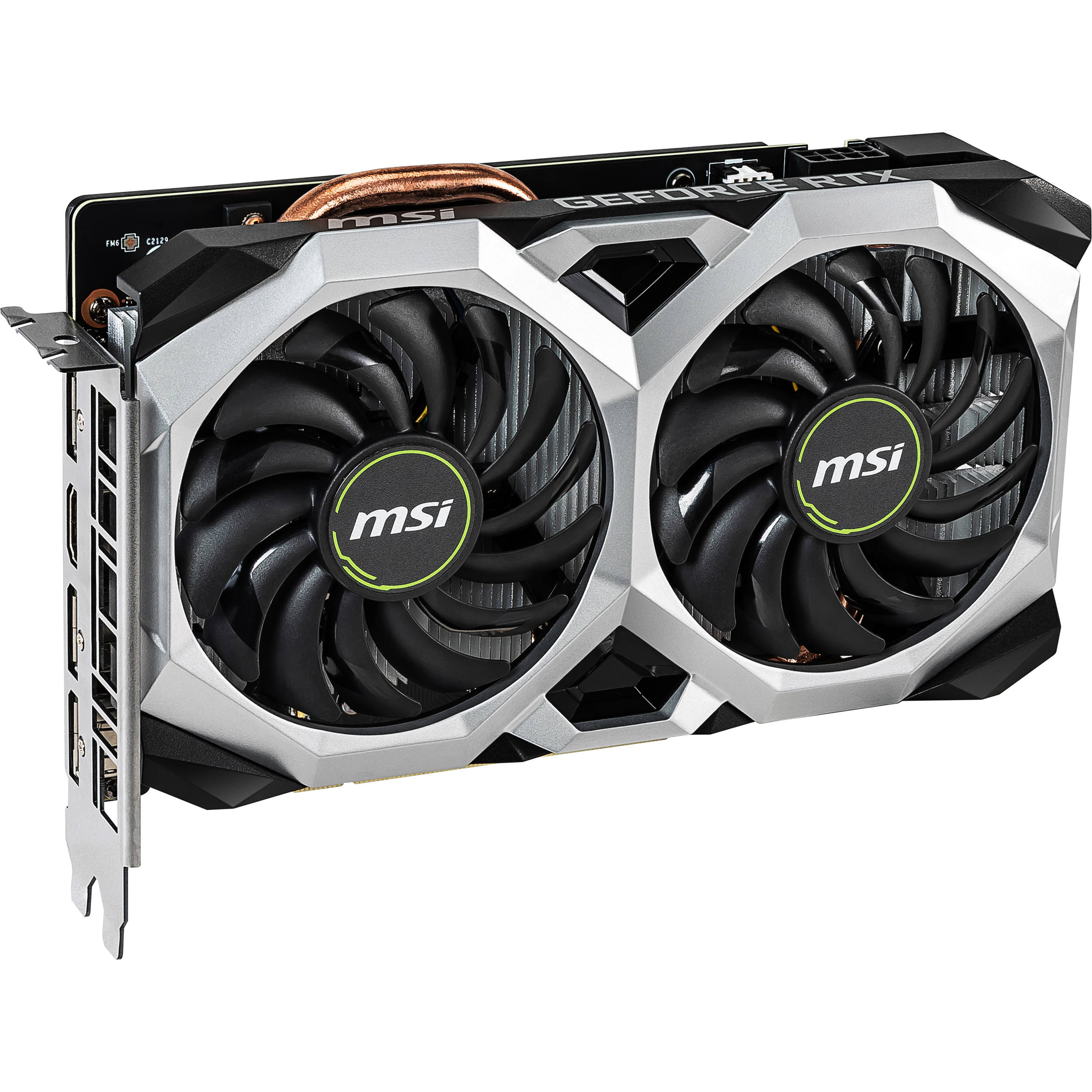 MSI GeForce RTX 2060 VENTUS Graphics Card