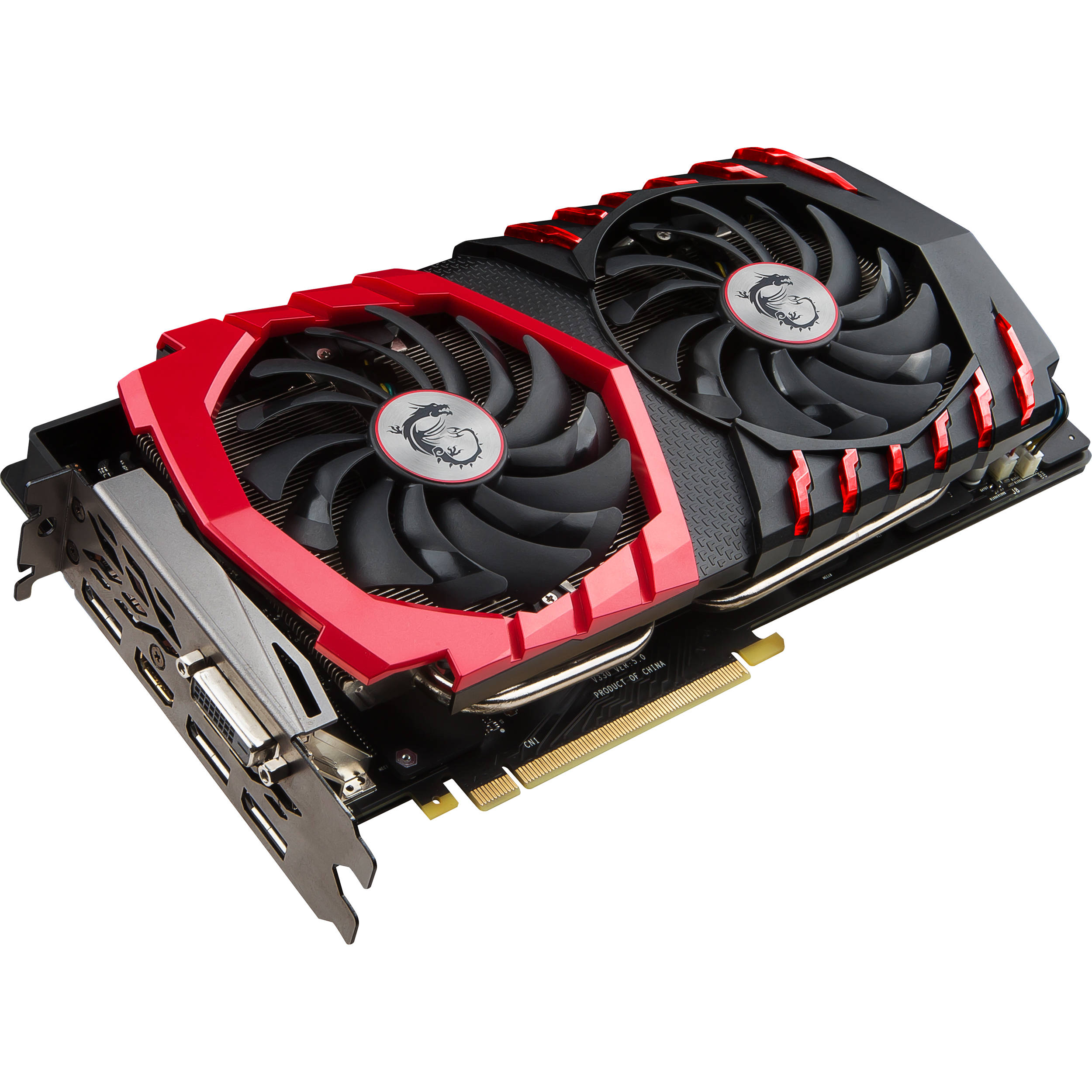 MSI GeForce GTX 1070 Ti GAMING 8G Graphics GTX 1070 TI GAMING 8G
