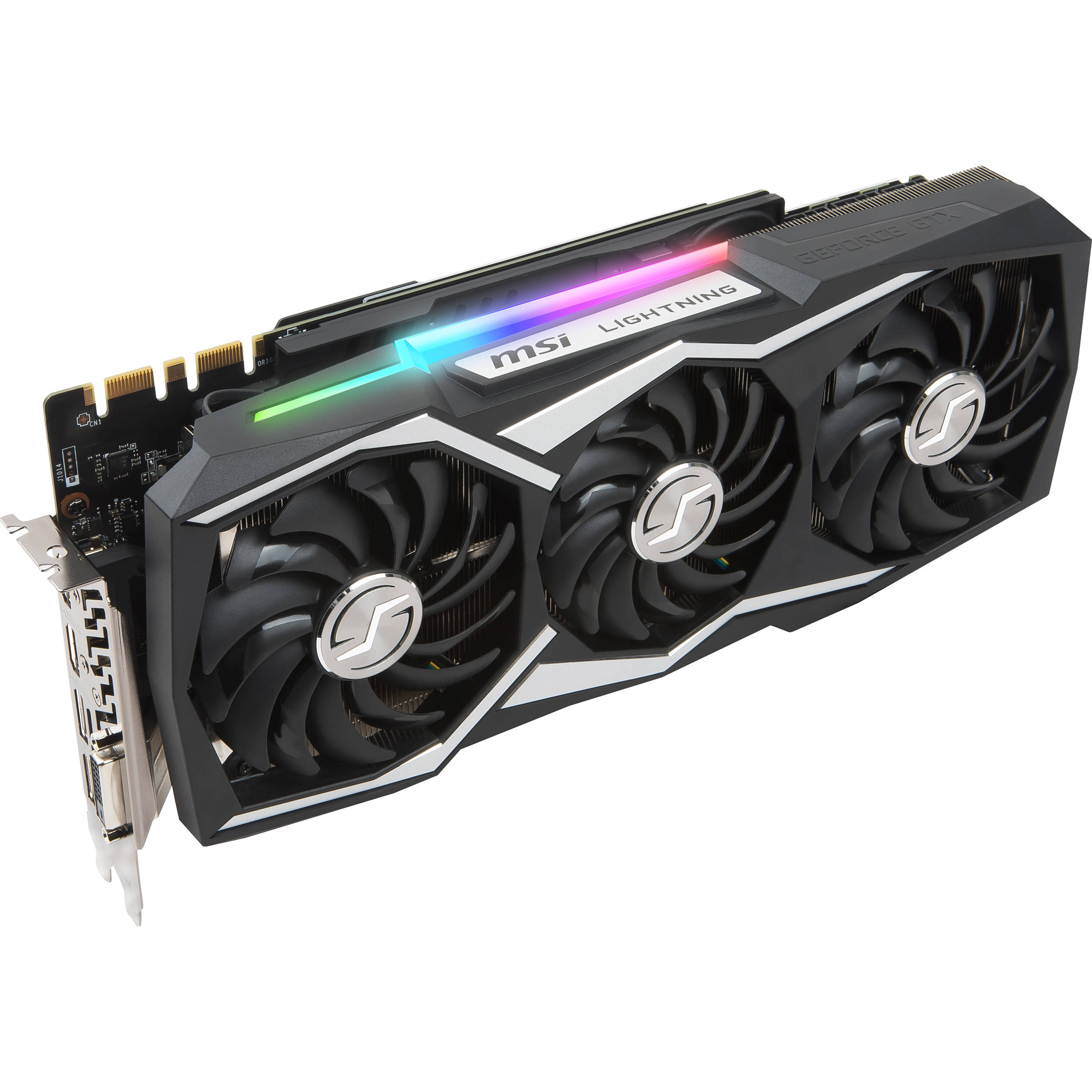 Msi Geforce Gtx 1080 Ti Lightning Z Gtx 1080 Ti Lightning
